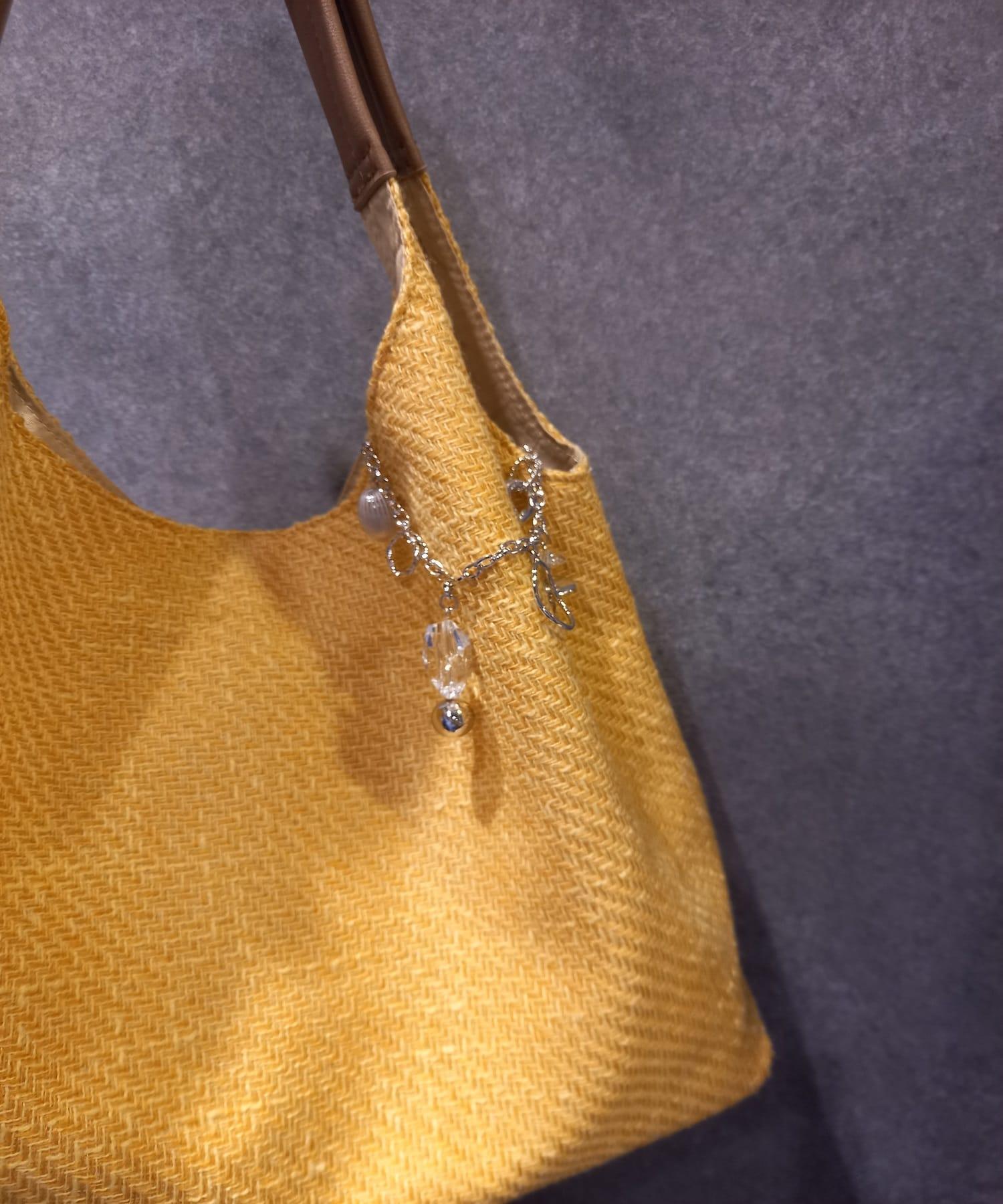 Pal collection(パルコレクション) 《Bag Charm》メタルラインチャーム
