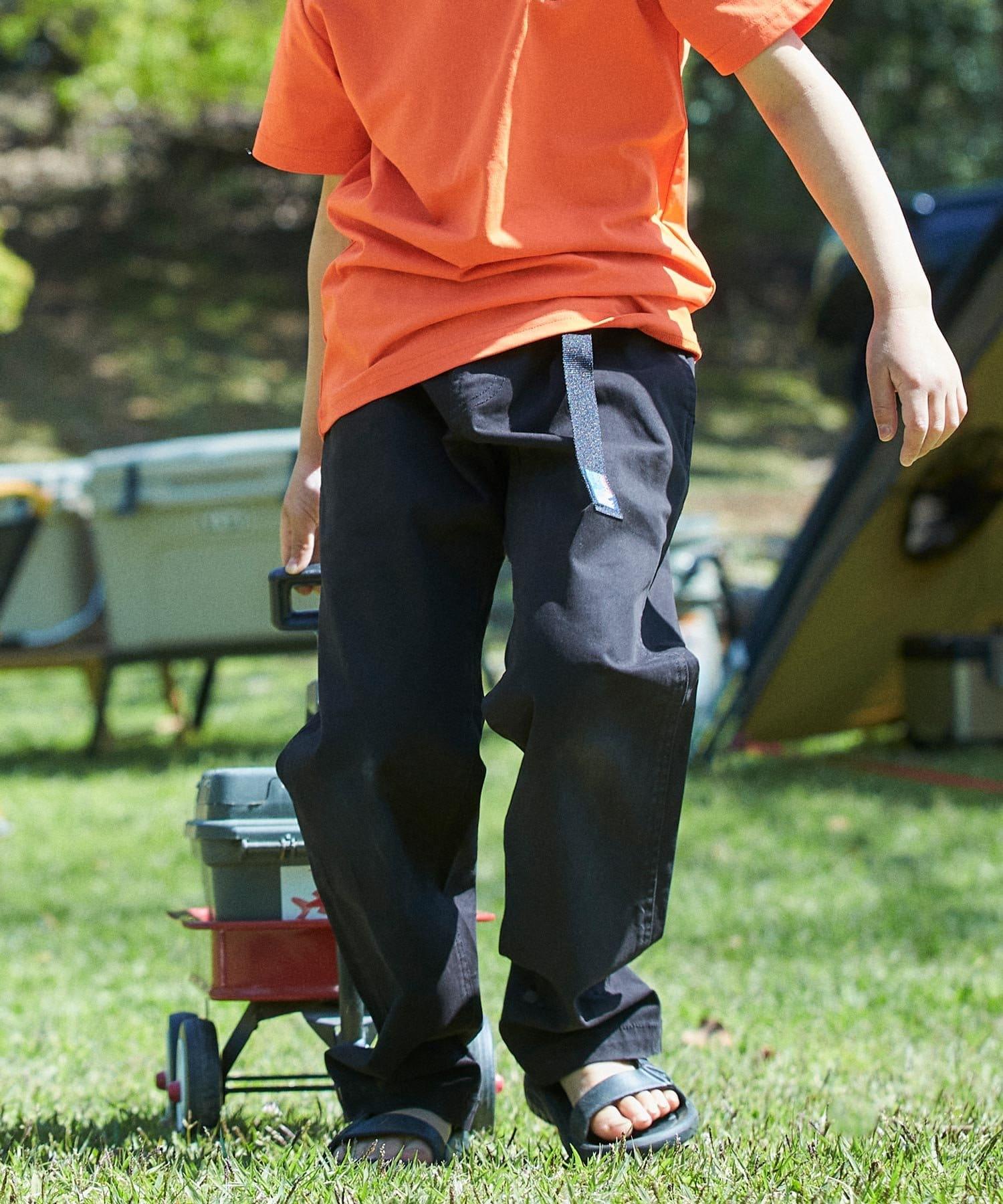 CIAOPANIC TYPY(チャオパニックティピー) 【Franklin Climbing】KID'sクライミングパンツ