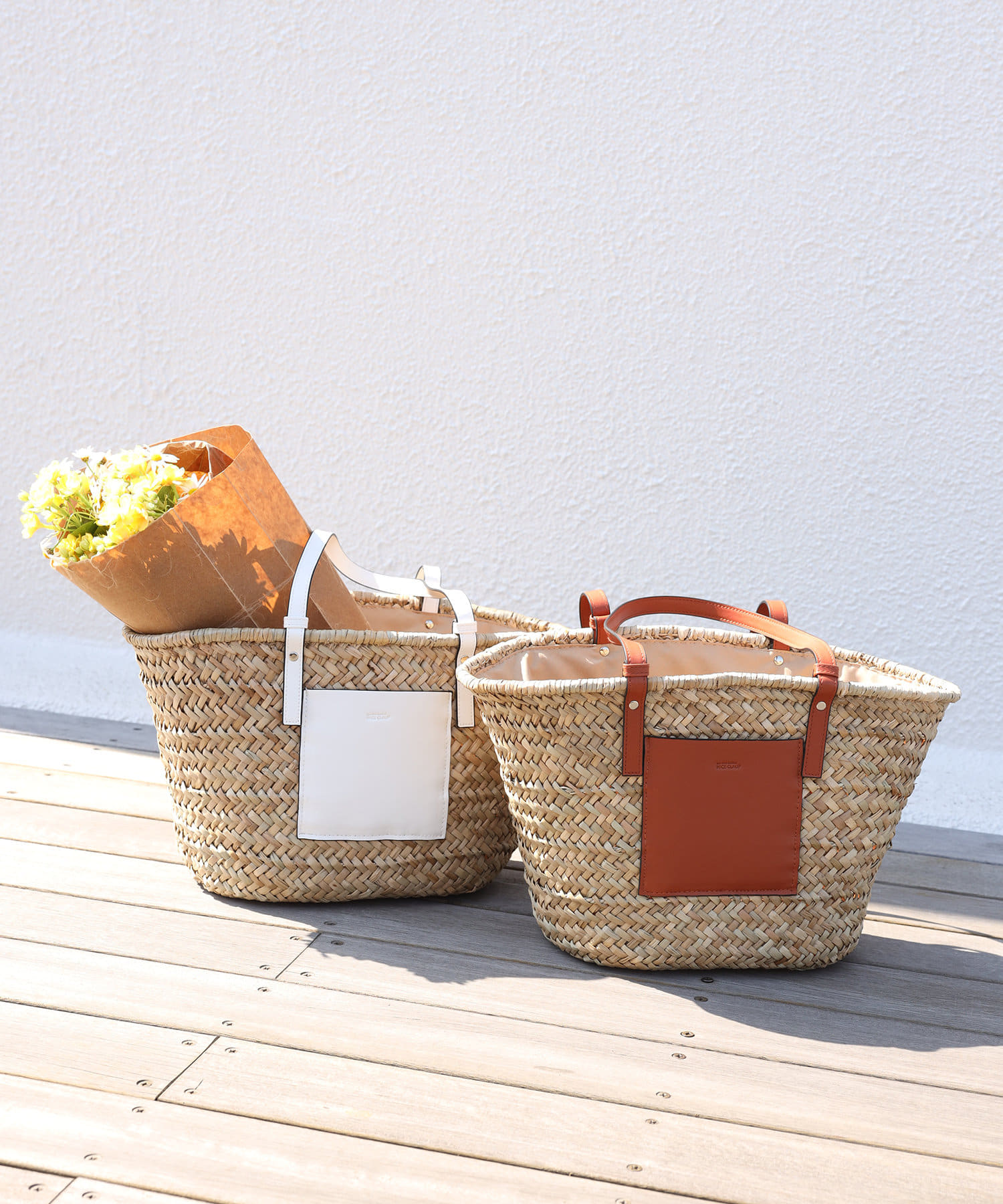 one after another NICE CLAUP(ワンアフターアナザー ナイスクラップ) 雑材大きなBag