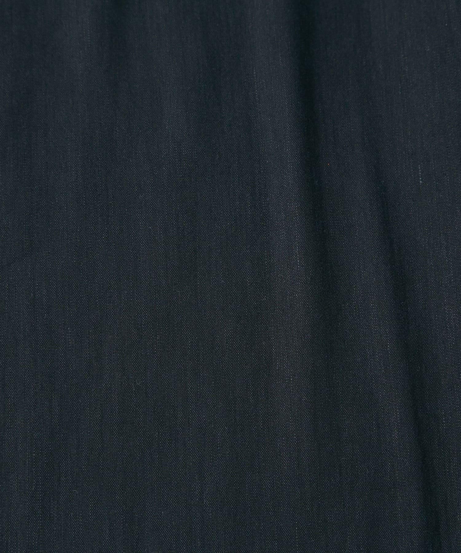 un dix cors(アンディコール) 【さらりとした着心地】リネンレーヨンイージーワイドパンツ