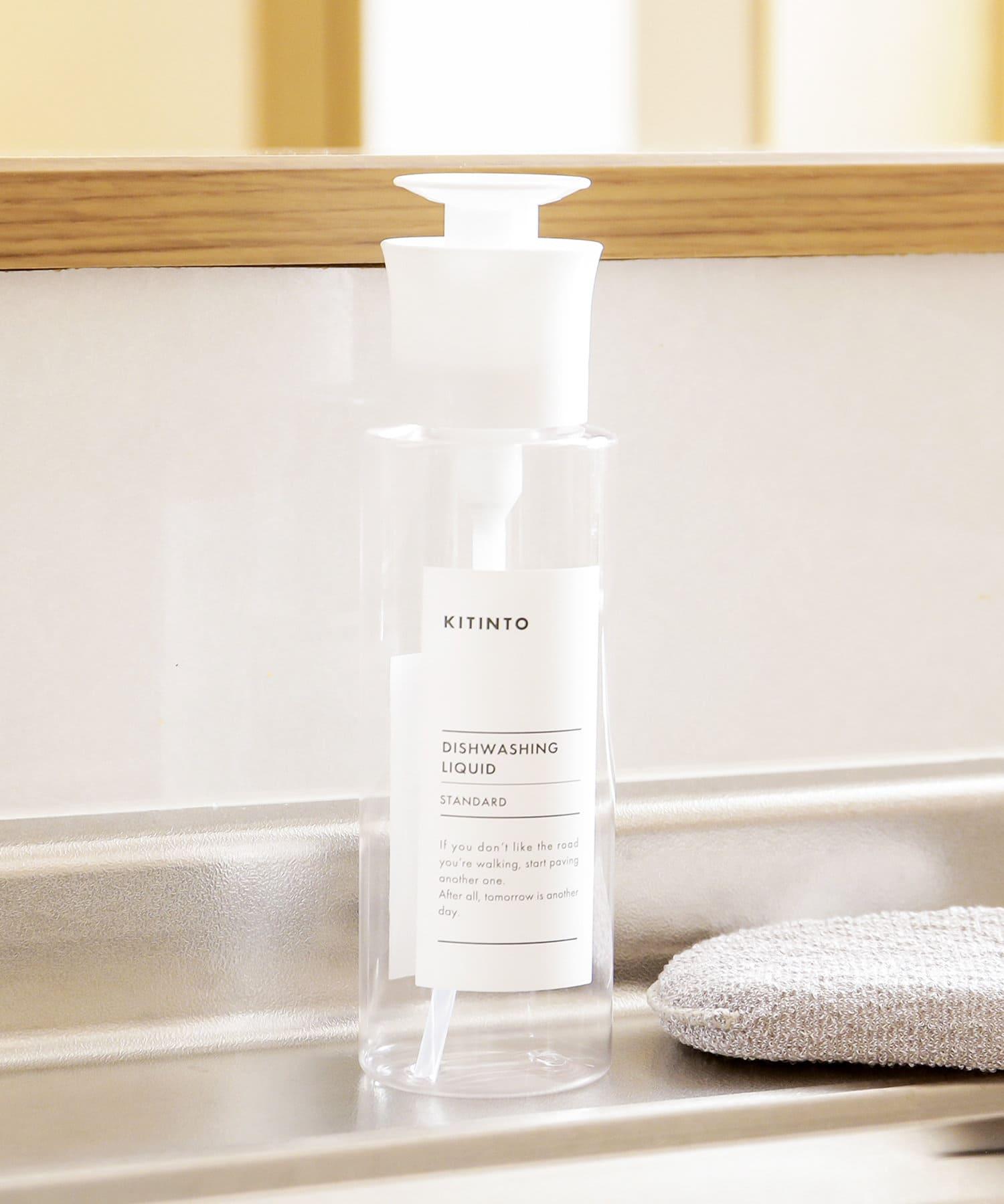 3COINS(スリーコインズ) 【キッチン用品ベストセラー】食器洗剤ボトル