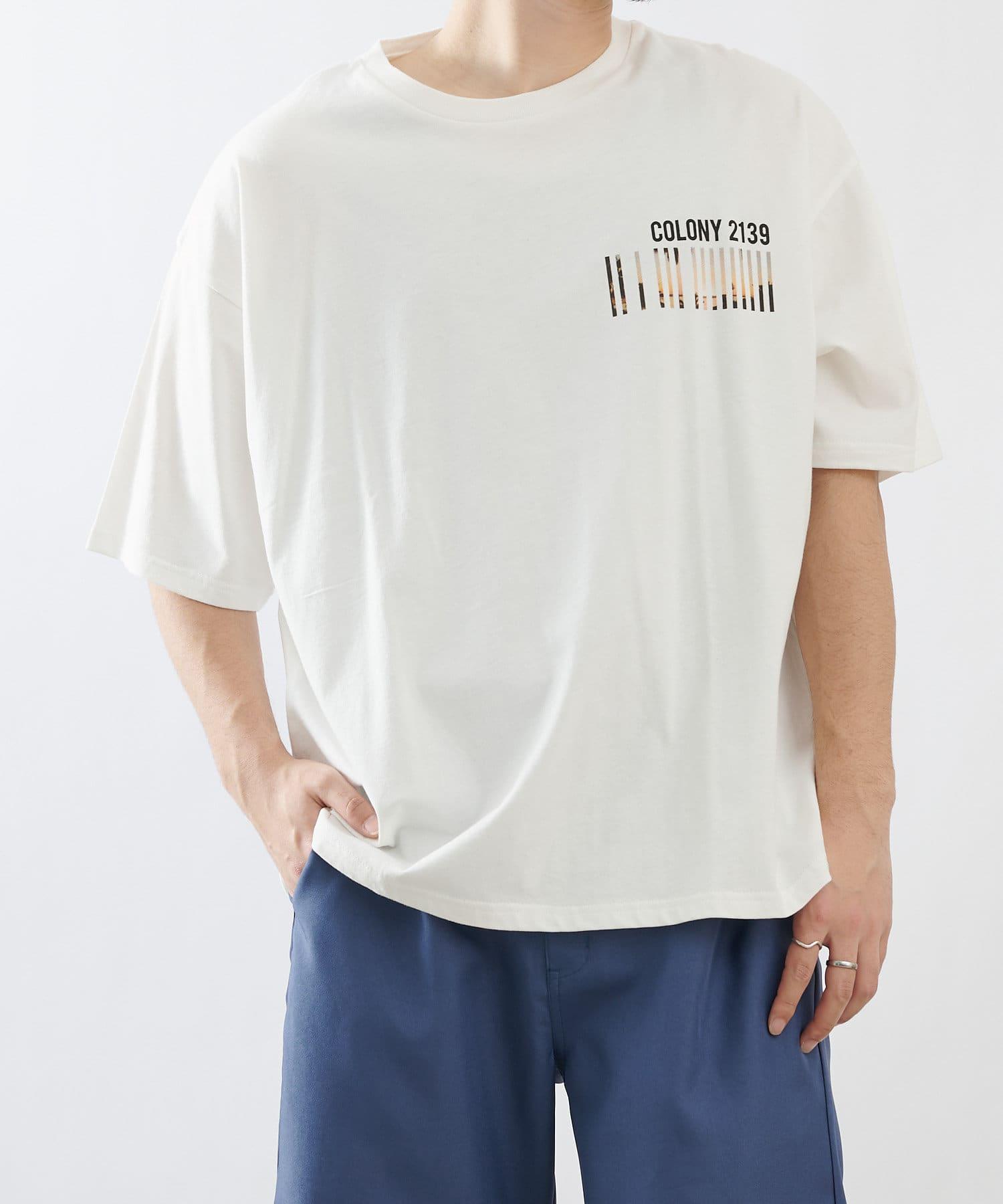 COLONY 2139(コロニー トゥーワンスリーナイン) 2139 Tシャツ/PHOTO Tシャツ(ユニセックス可)