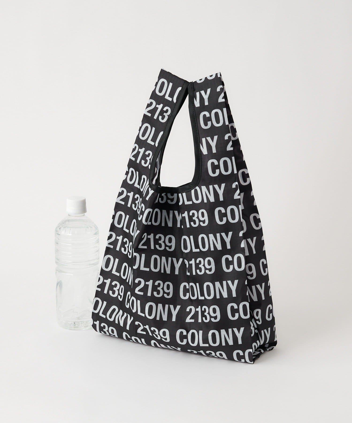 COLONY 2139(コロニー トゥーワンスリーナイン) ミニショッパーエコバッグ※動画あり