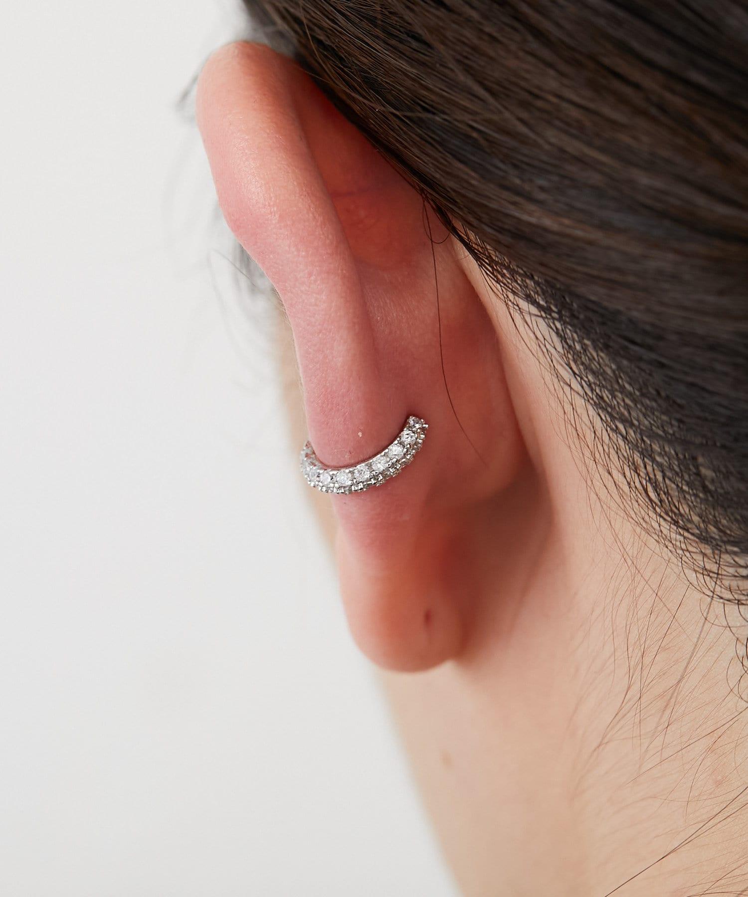 ear PAPILLONNER(イア パピヨネ) キラキライヤーカフ