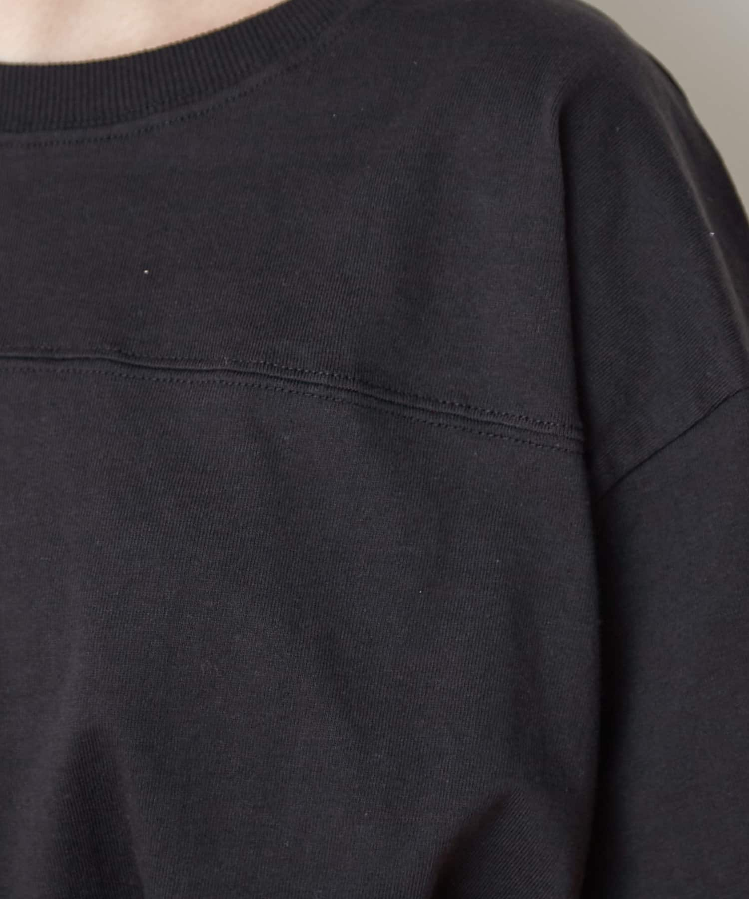 NICE CLAUP OUTLET(ナイスクラップ アウトレット) フットボールTシャツ