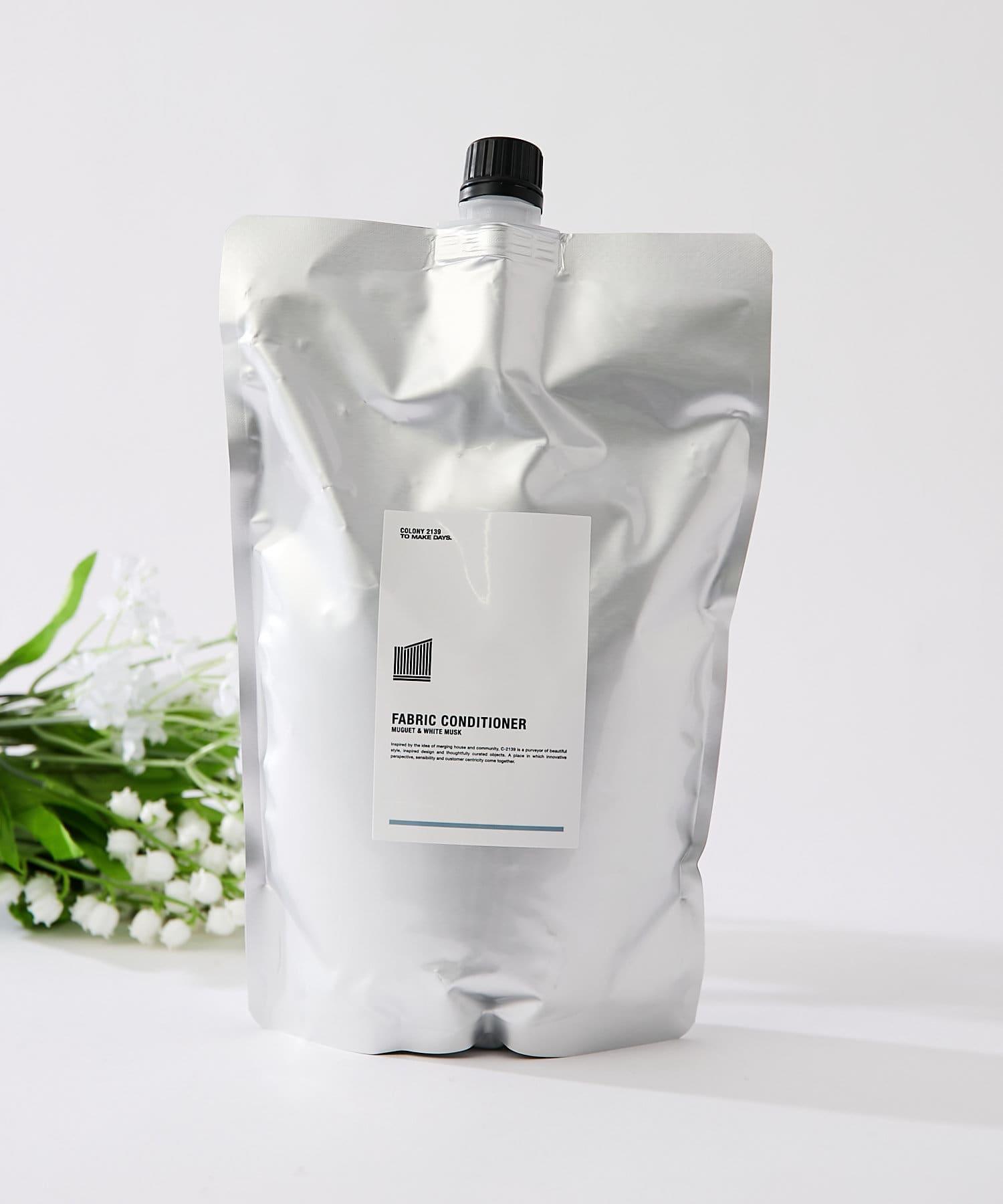 COLONY 2139(コロニー トゥーワンスリーナイン) 柔軟仕上剤詰替用1000ml(ミュゲ&ホワイトムスクの香り)