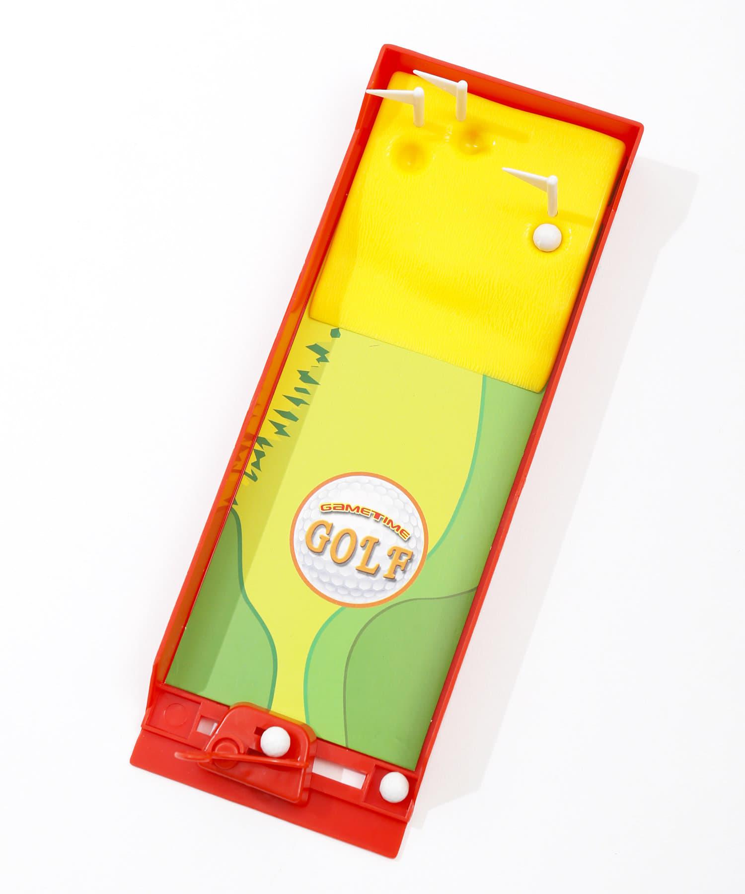 3COINS(スリーコインズ) 【ASOKO】【指部】フィンガーゴルフ《色はランダム》
