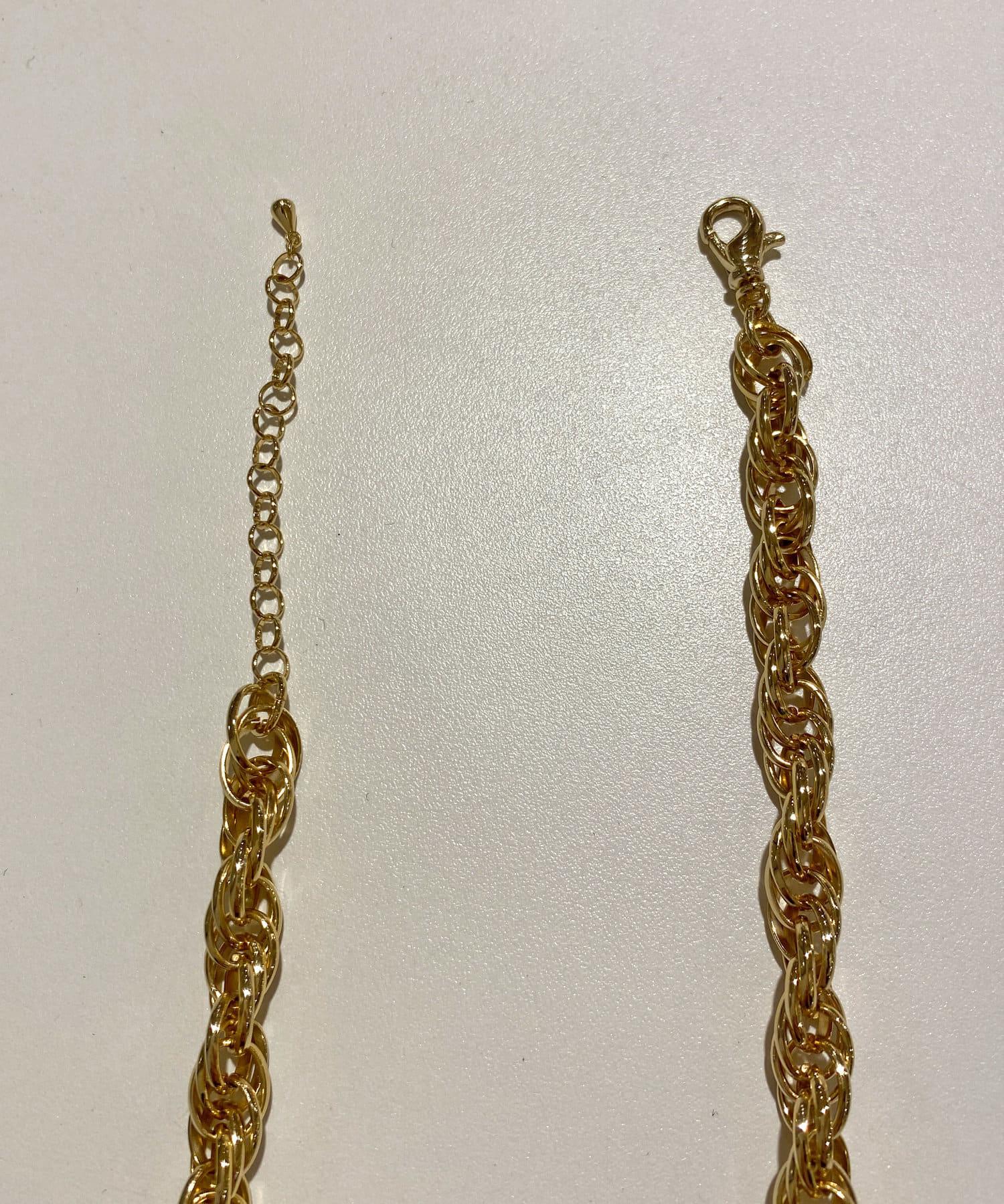 Omekashi(オメカシ) ロープチェーンネックレス