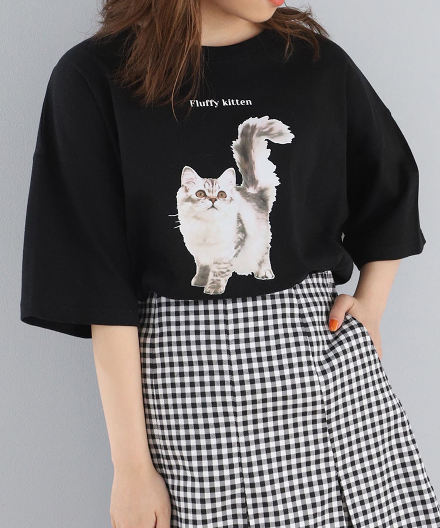 one after another NICE CLAUP(ワンアフターアナザー ナイスクラップ) アソ―トTシャツ