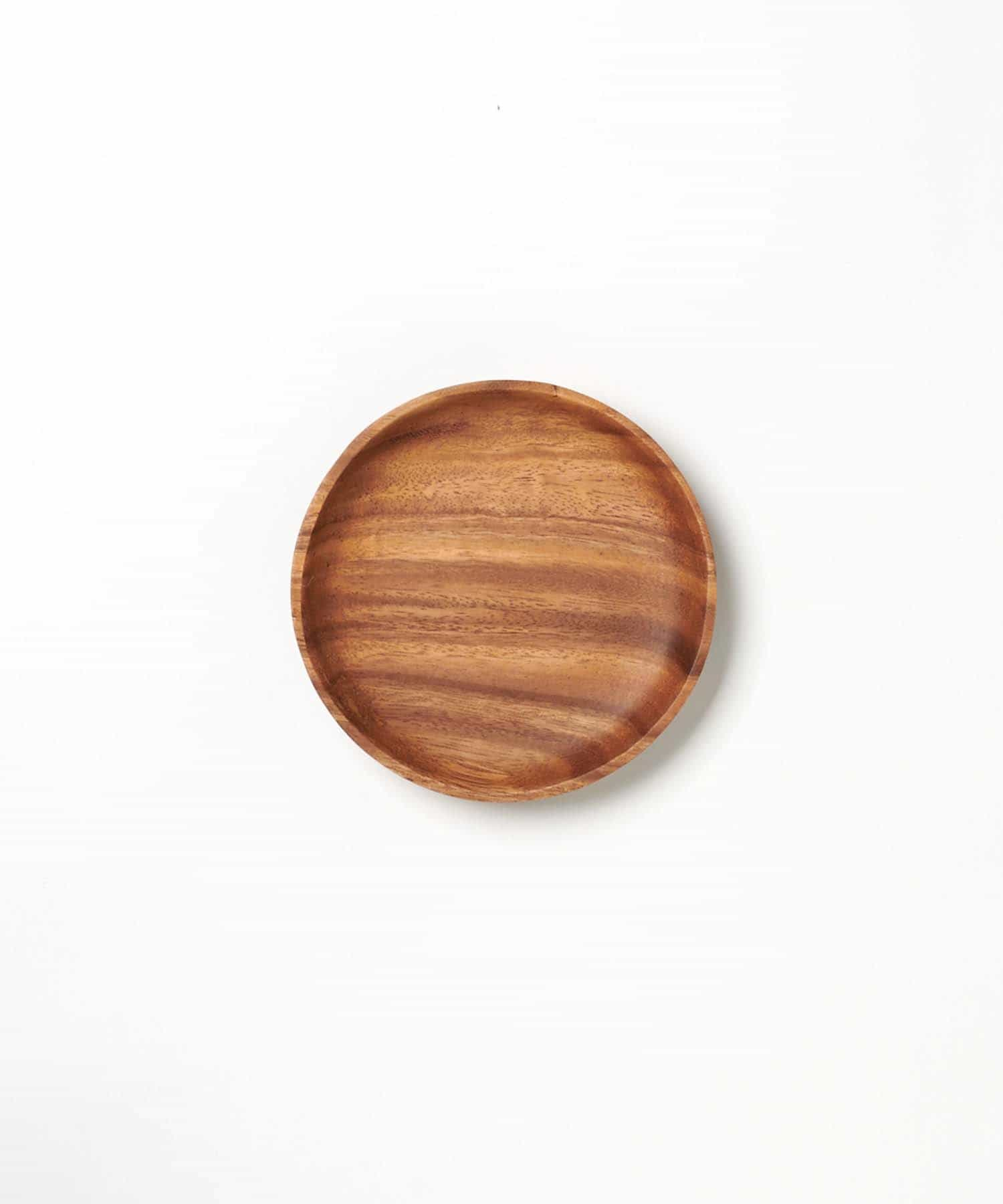 CIAOPANIC TYPY(チャオパニックティピー) 〈木製食器・お皿〉アカシアトレー ラウンド S