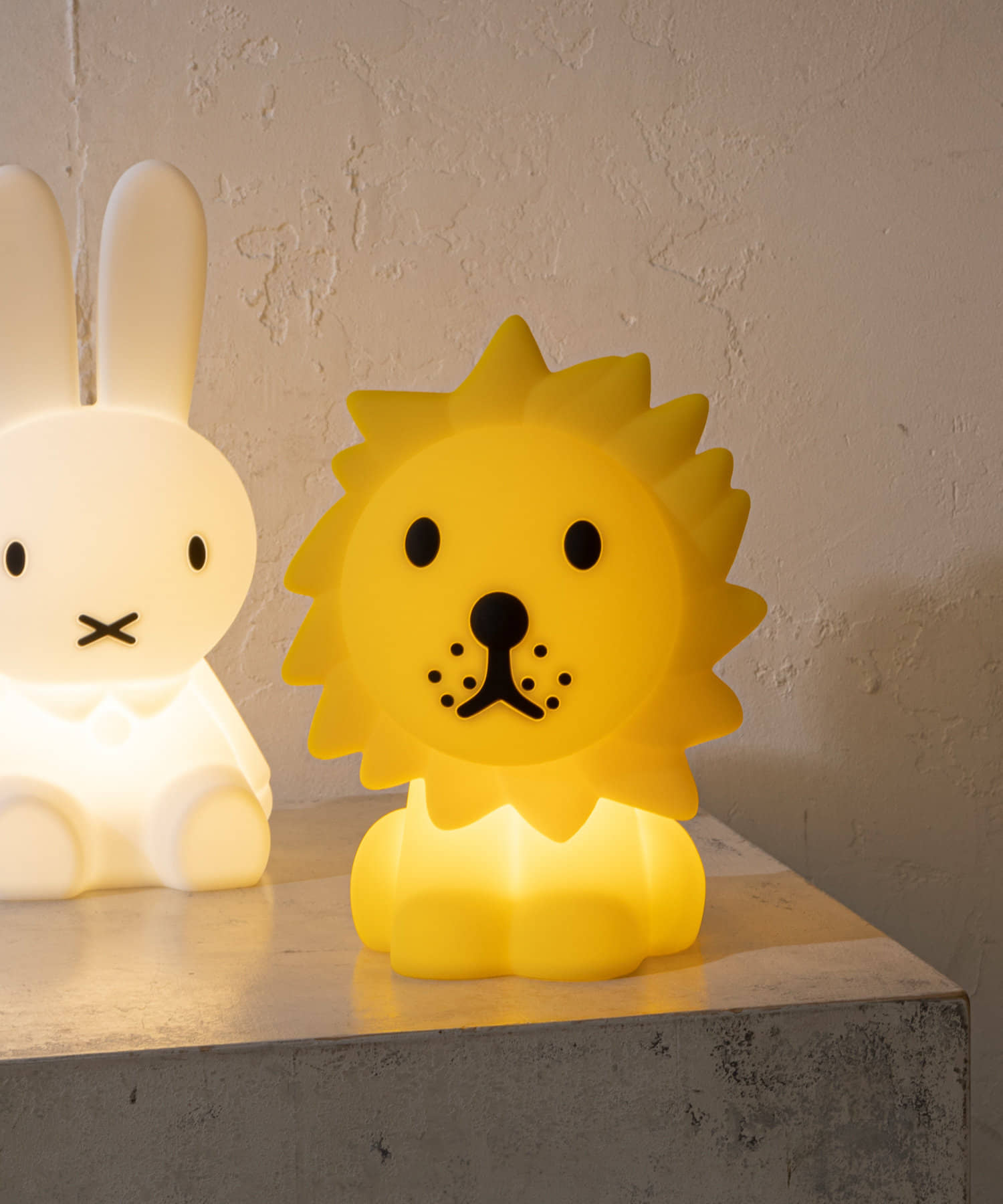 Discoat(ディスコート) ライフスタイル FIRST LIGHT miffy and friends イエロー