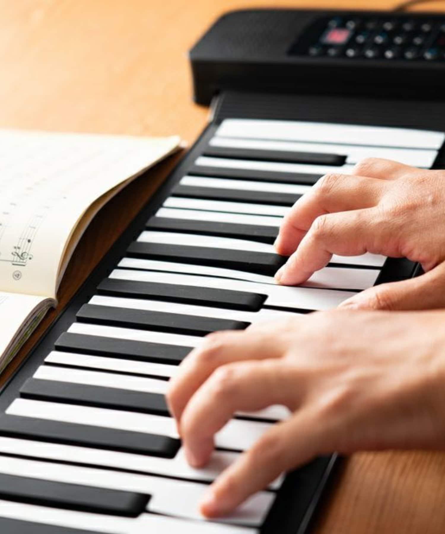 BIRTHDAY BAR(バースデイバー) キッズ 【smaly スマリー】ロールアップ ピアノ61鍵盤 その他