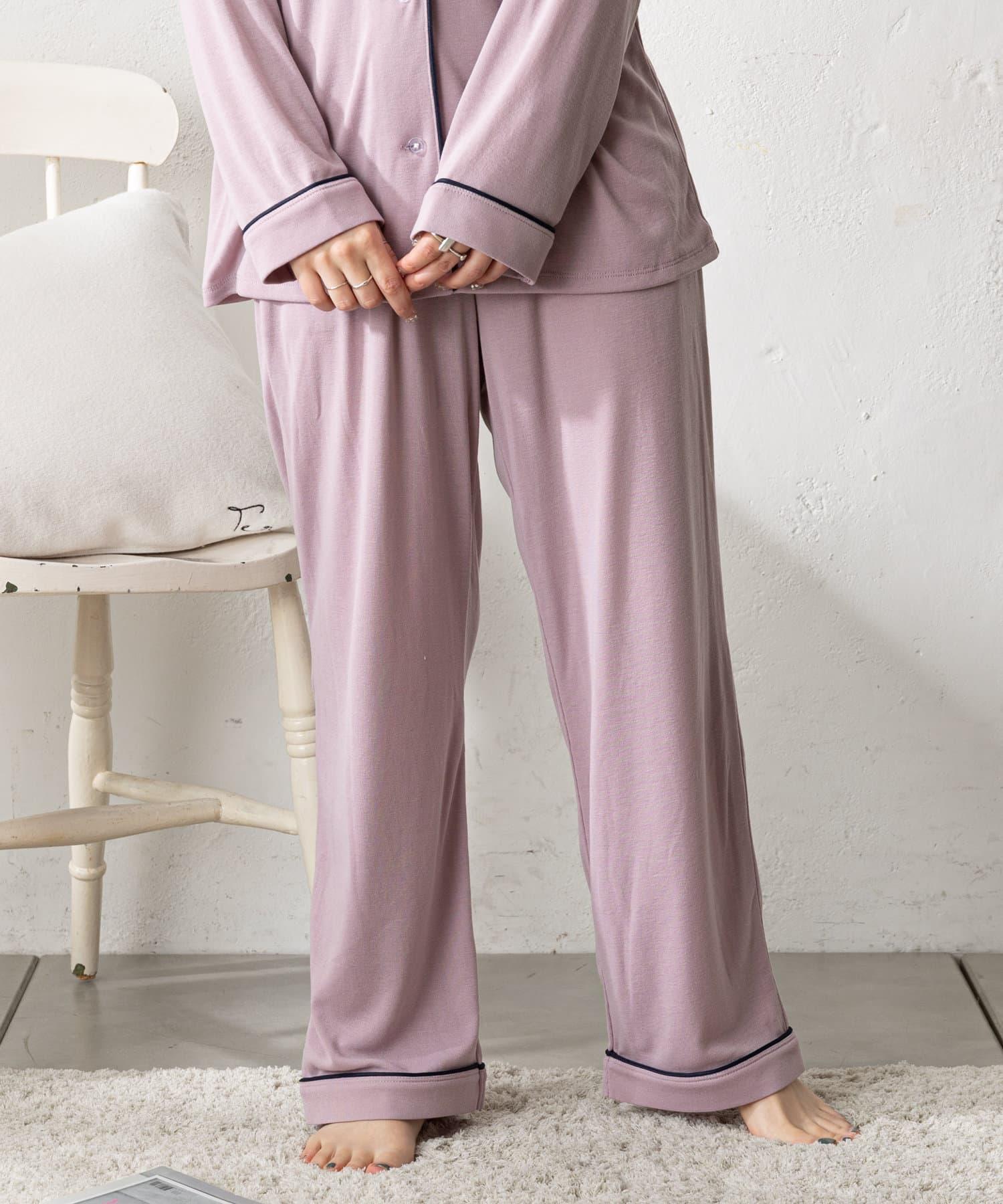 TERRITOIRE(テリトワール) 【ふんわりやわらか】ふんわり快眠パジャマ 上下セット