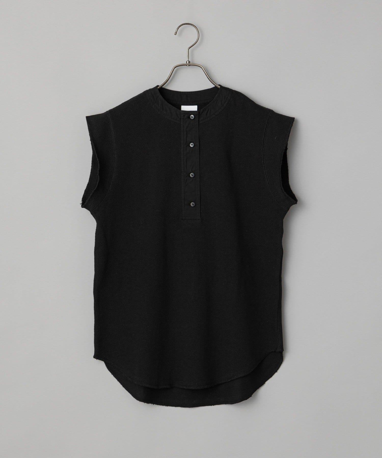 CIAOPANIC(チャオパニック) アーミーフレンチスリーブTシャツ