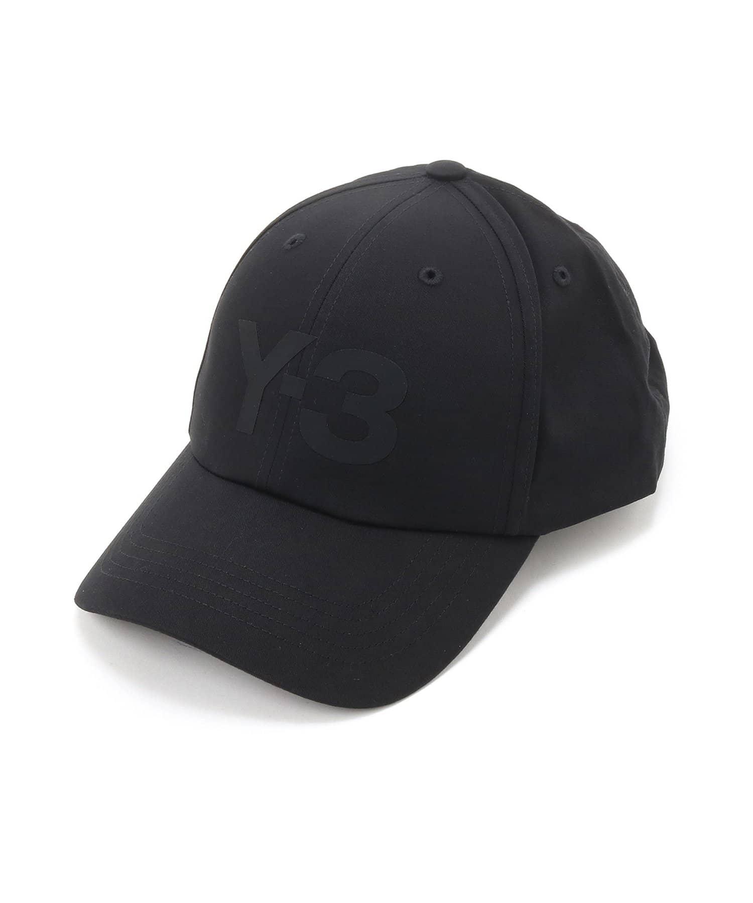 Lui's(ルイス) レディース 【Y-3】 LOGO CAP ブラック