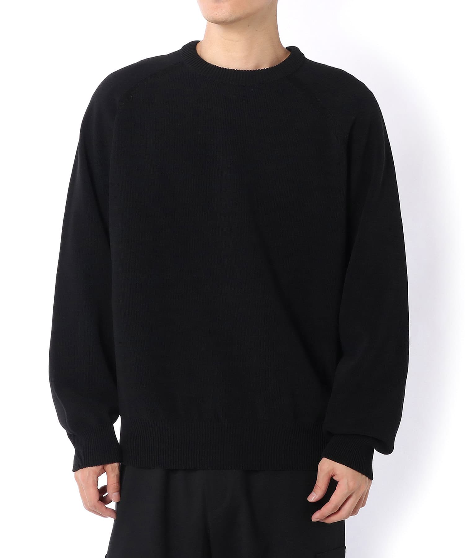 Lui's(ルイス) 【Y-3】 M CLASSIC KNIT CREW SWEATER