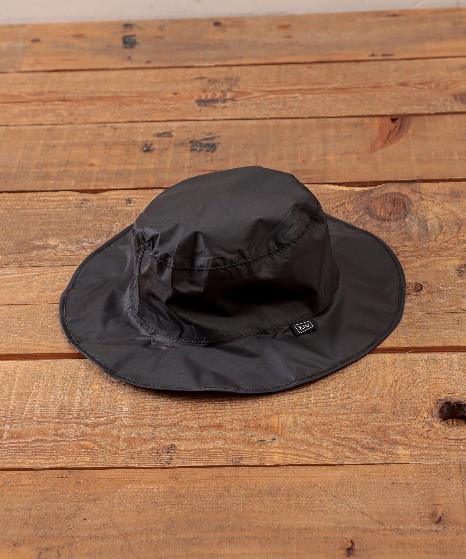 CIAOPANIC TYPY(チャオパニックティピー) 【KiU/キウ】UV&RAIN PACKABLE SAFARI HAT