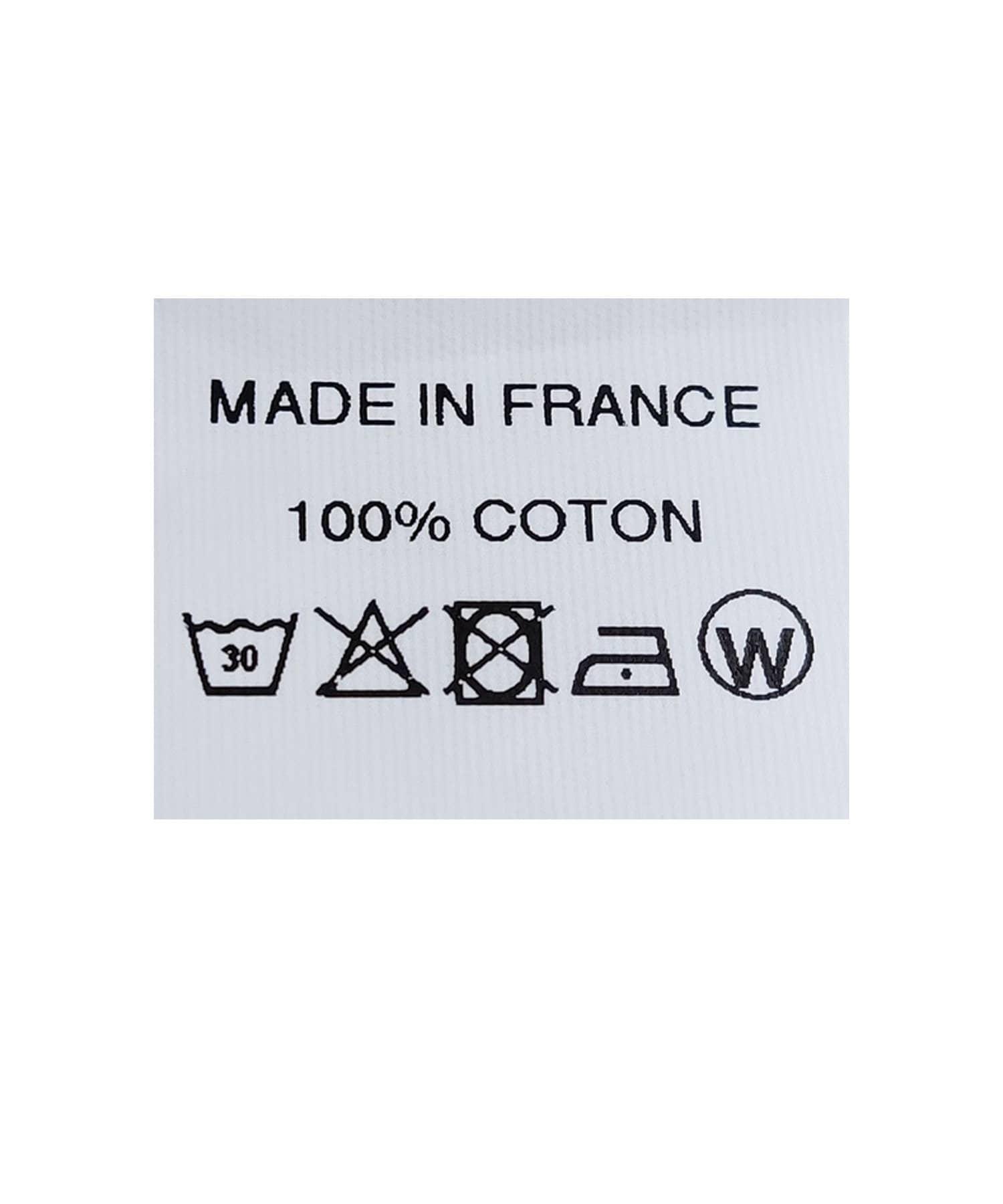 La boutique BonBon(ラブティックボンボン) 【洗える・Le minor】マリニエールバロンフレンチスリーブカットソー