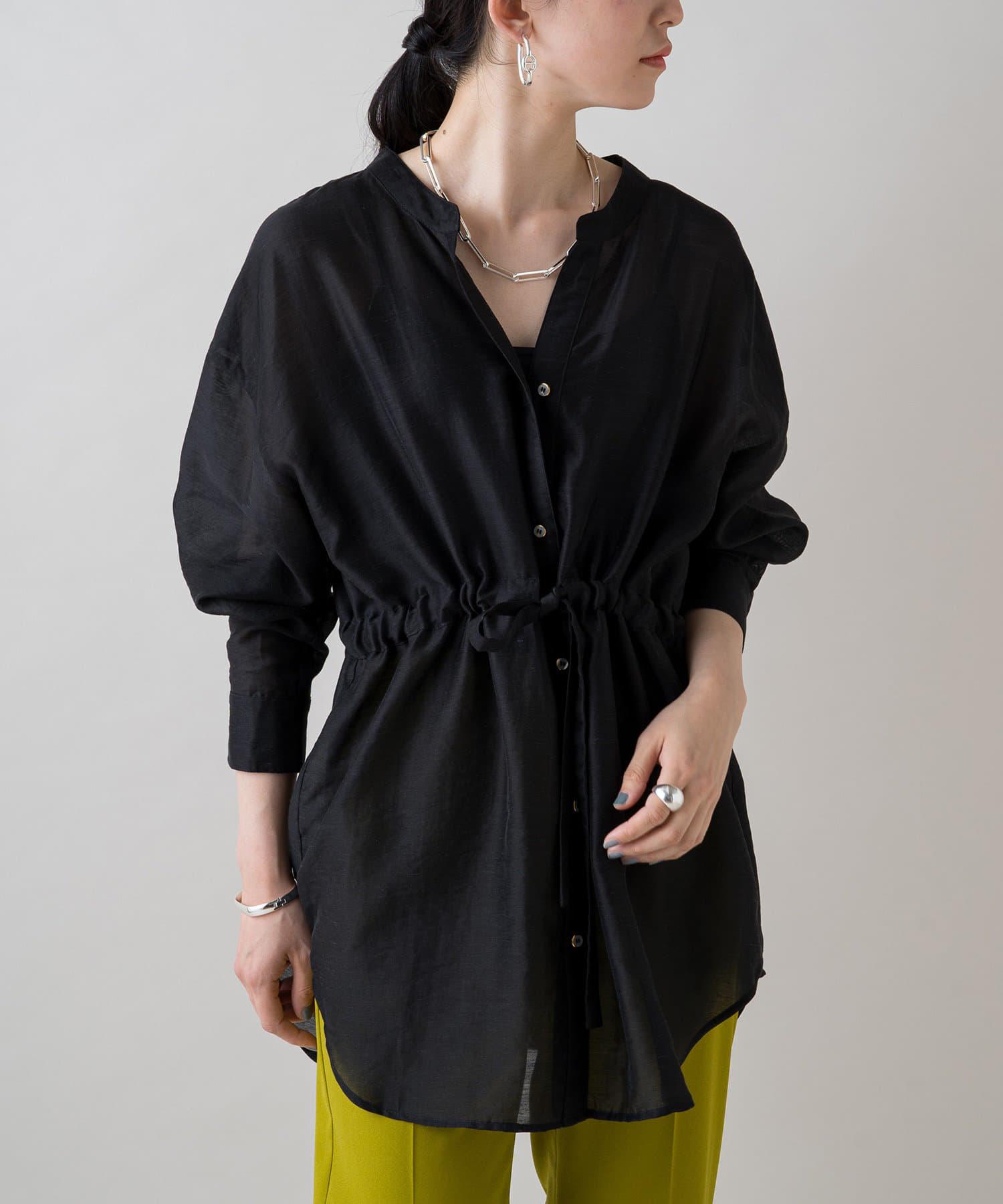 Loungedress(ラウンジドレス) スキッパードロストシャツ