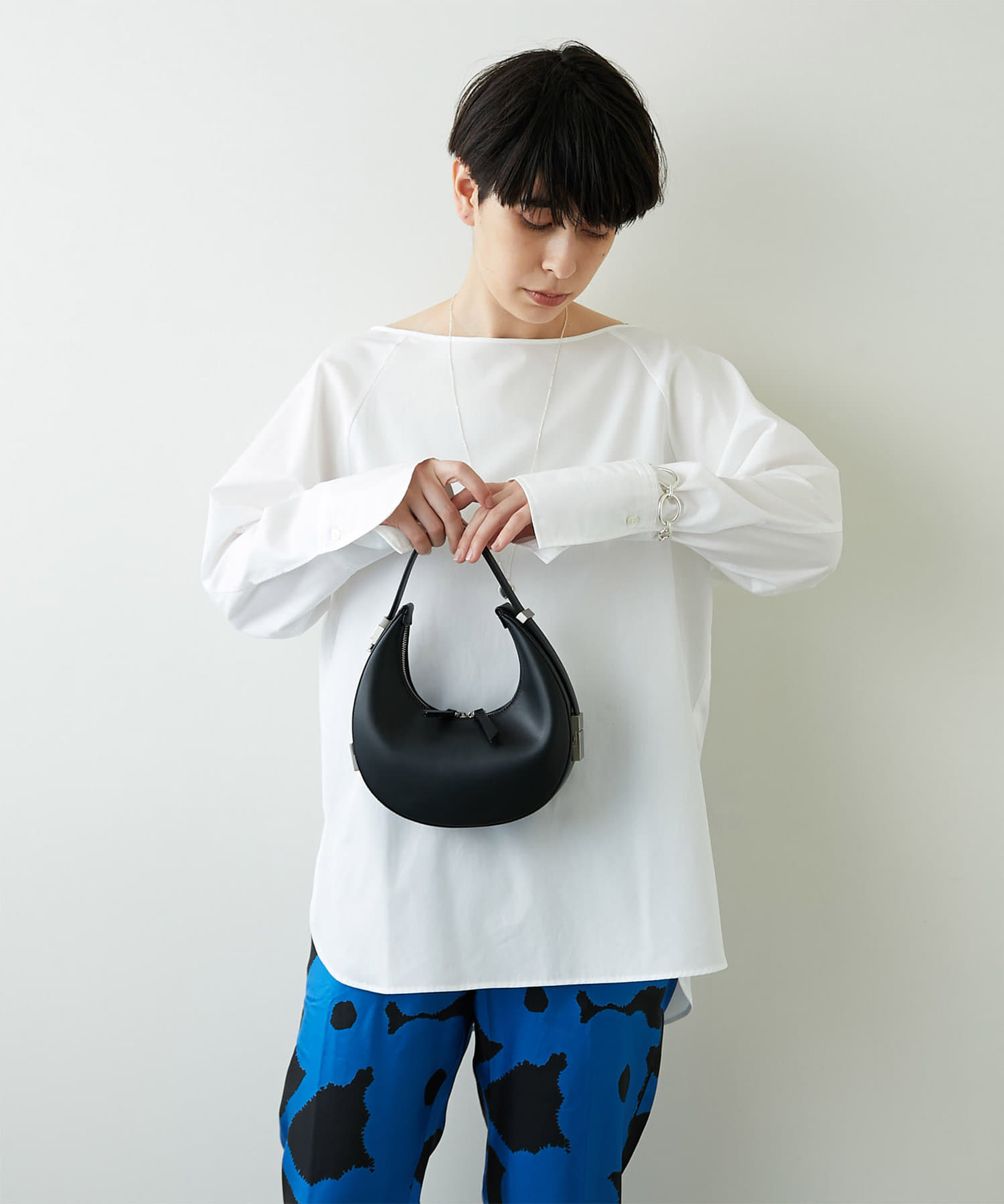 Whim Gazette(ウィム ガゼット) 【OSOI】MINI BAG