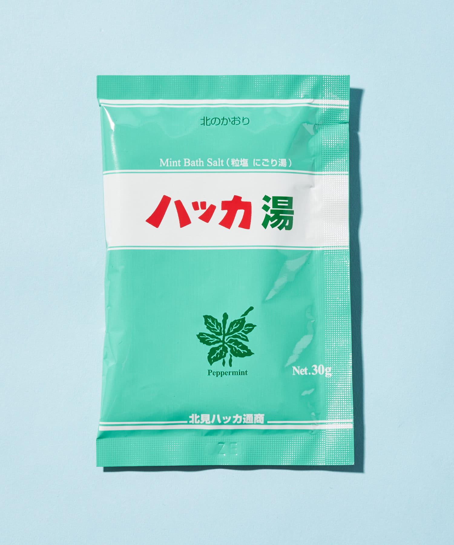 BONbazaar(ボンバザール) 【北見ハッカ】バスソルト(入浴剤)30g