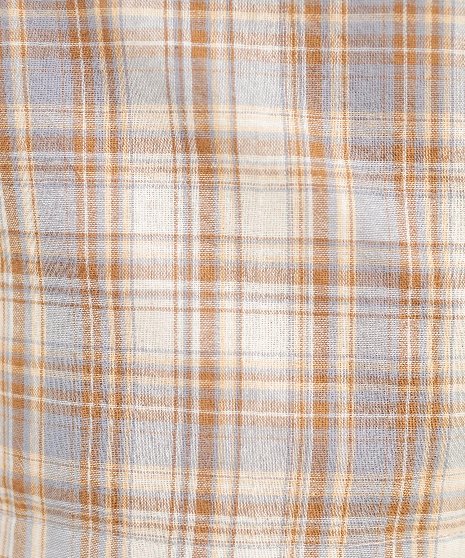 OLIVE des OLIVE(オリーブ デ オリーブ) 印象ムテキダブル開襟シャツ