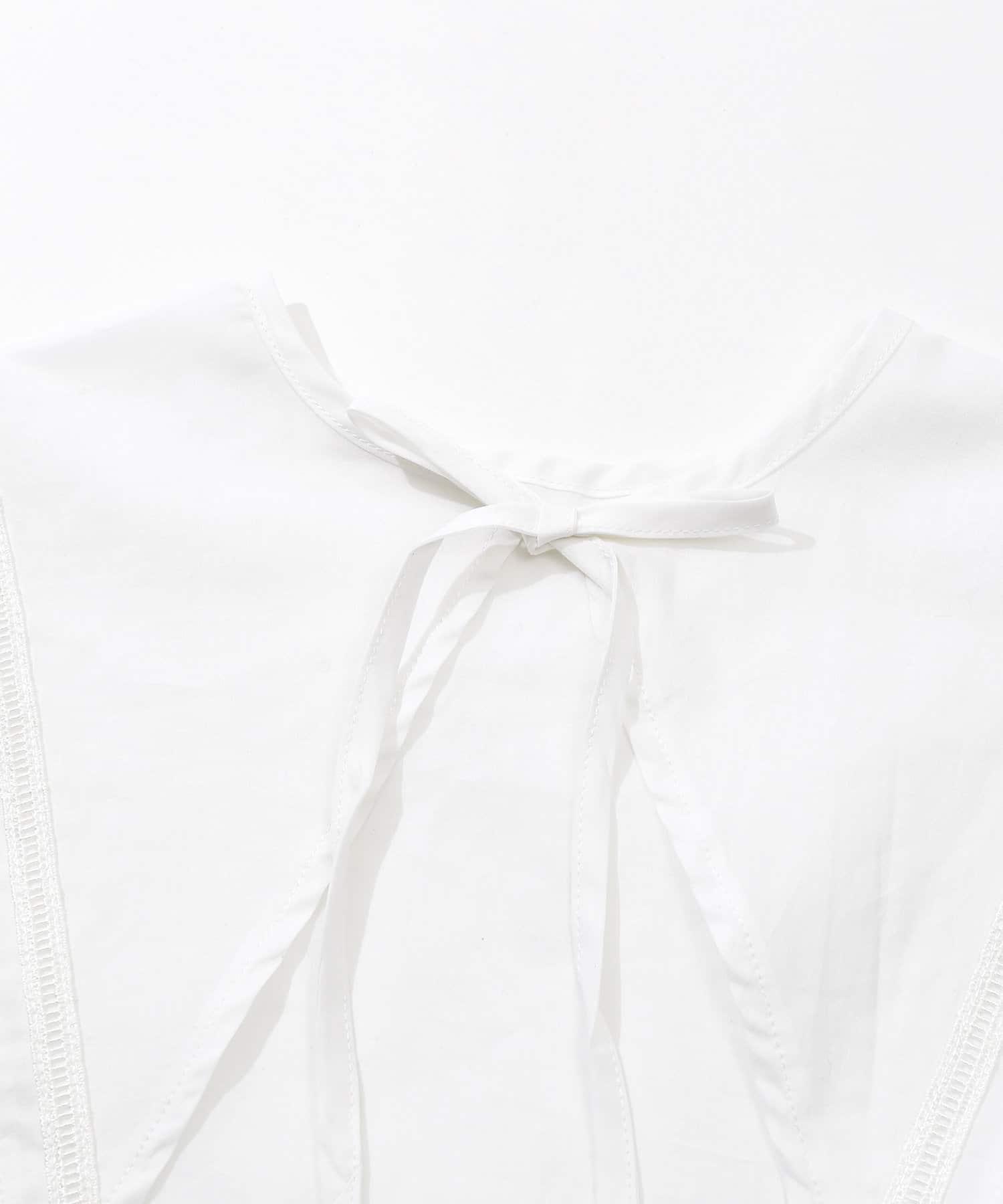 3COINS(スリーコインズ) 【ASOKO】<コーディネートのワンポイントに>セーラー風つけ襟