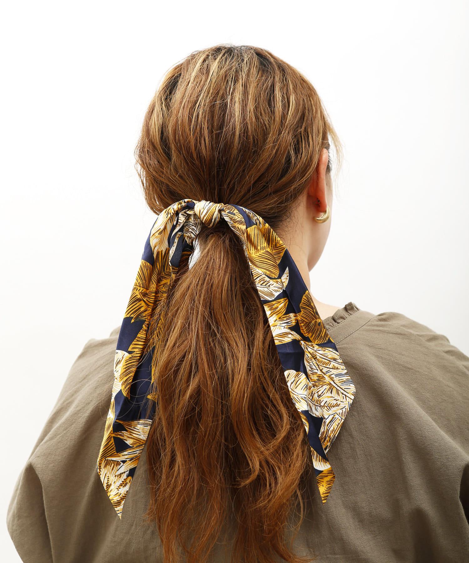 3COINS(スリーコインズ) 【ASOKO】リーフリボンポニー