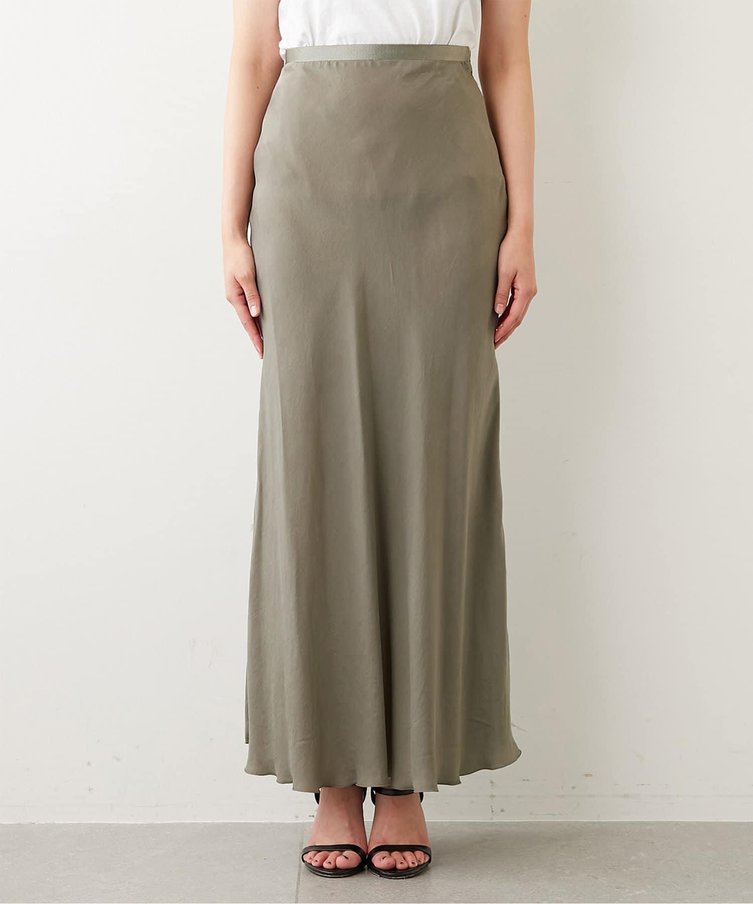 GALLARDAGALANTE(ガリャルダガランテ) キュプラマーメイドスカート