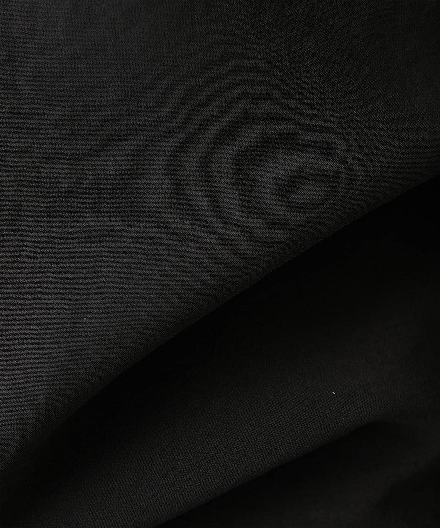 GALLARDAGALANTE(ガリャルダガランテ) ジャージーカーブブラウス