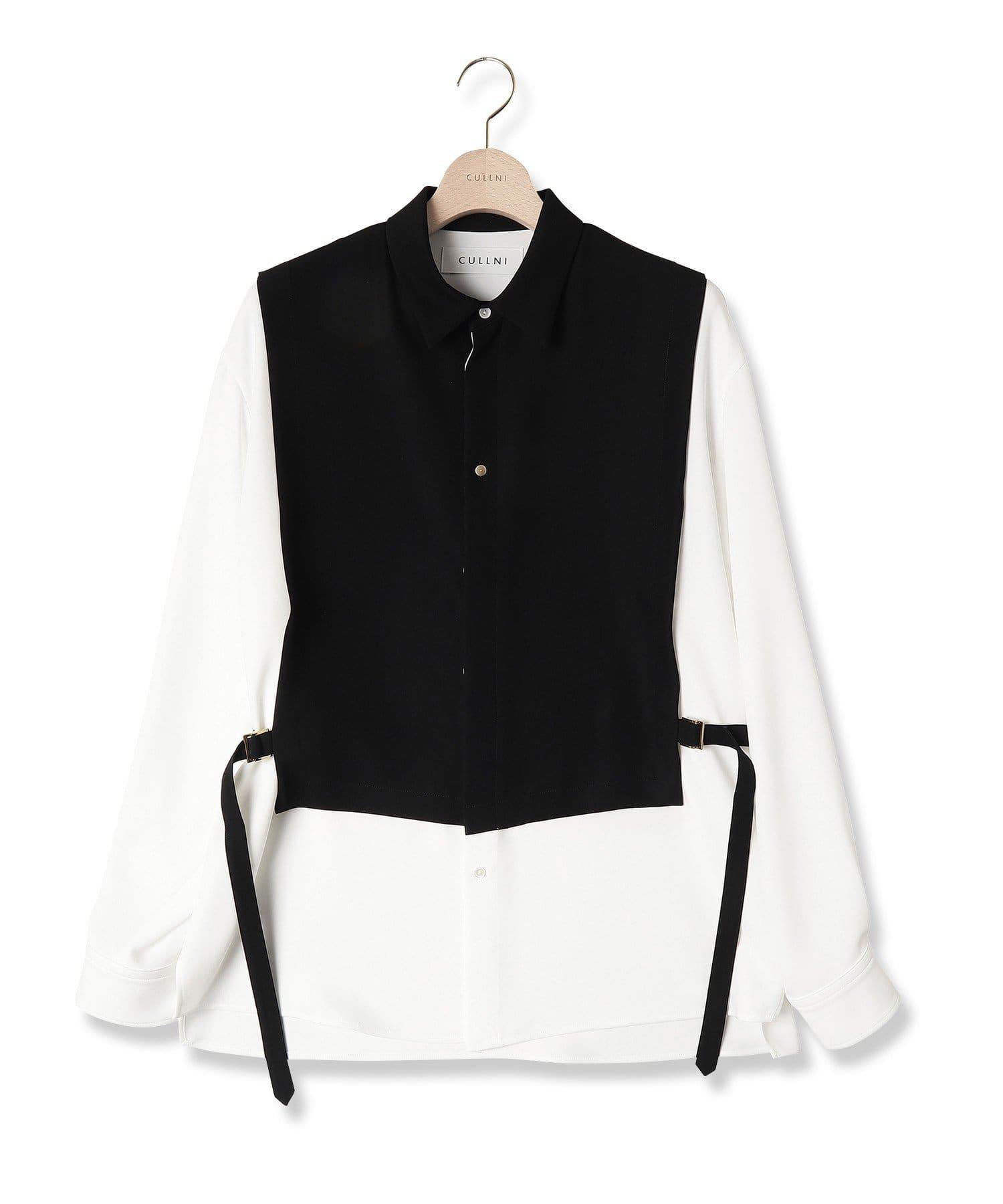 Lui's(ルイス) 【CULLNI/クルニ】 レイヤードシャツ