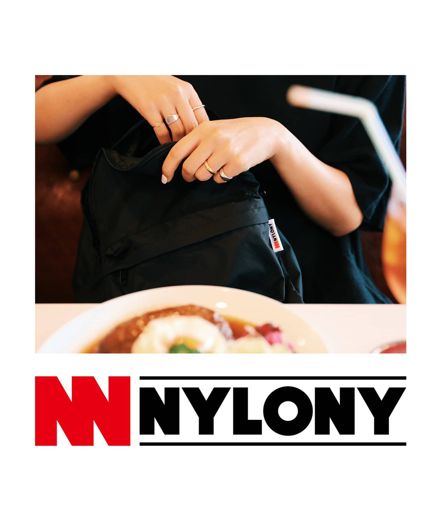 Omekashi(オメカシ) NYLONY リュックS