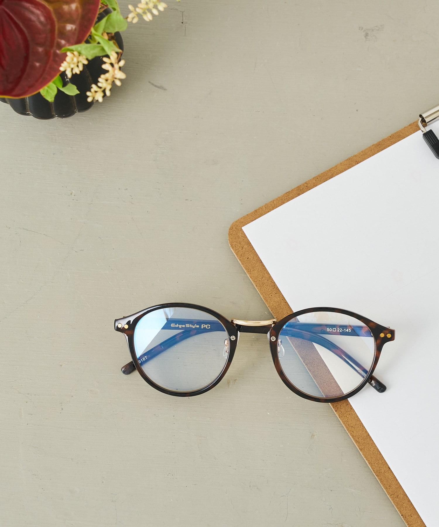 BONbazaar(ボンバザール) 【Edge Style】PC glasses ESPC205-3