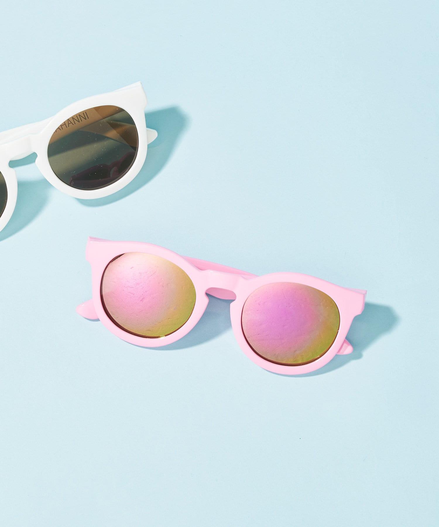 BONbazaar(ボンバザール) キッズ 《キッズ》【delieb】Sunglasses NAHANNI PK/PKM カラーなし