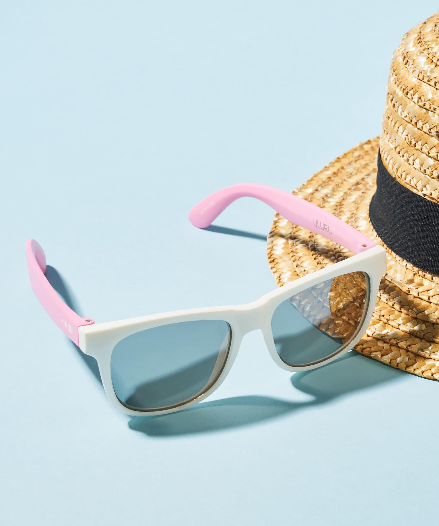 BONbazaar(ボンバザール) キッズ 《キッズ》【delieb】Sunglasses ULURU WHPK/SVM カラーなし