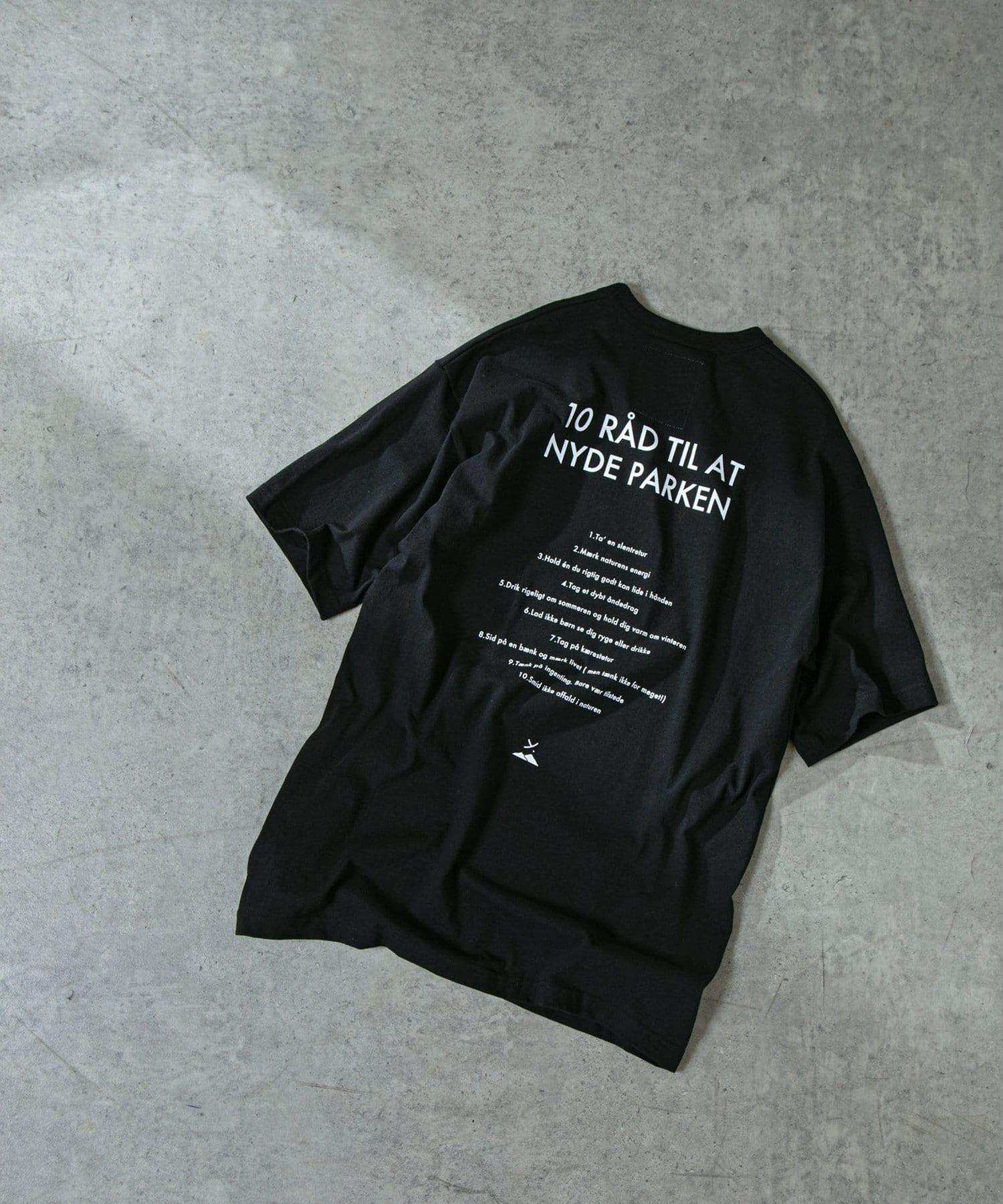 LIVETART(リヴェタート) 《Y(dot) BY NORDISK》コットンクルーTシャツ