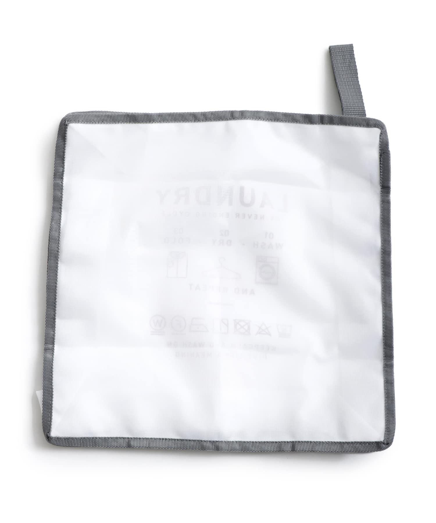 3COINS(スリーコインズ) 【お洗濯をより快適に】手洗い用ランドリーネット