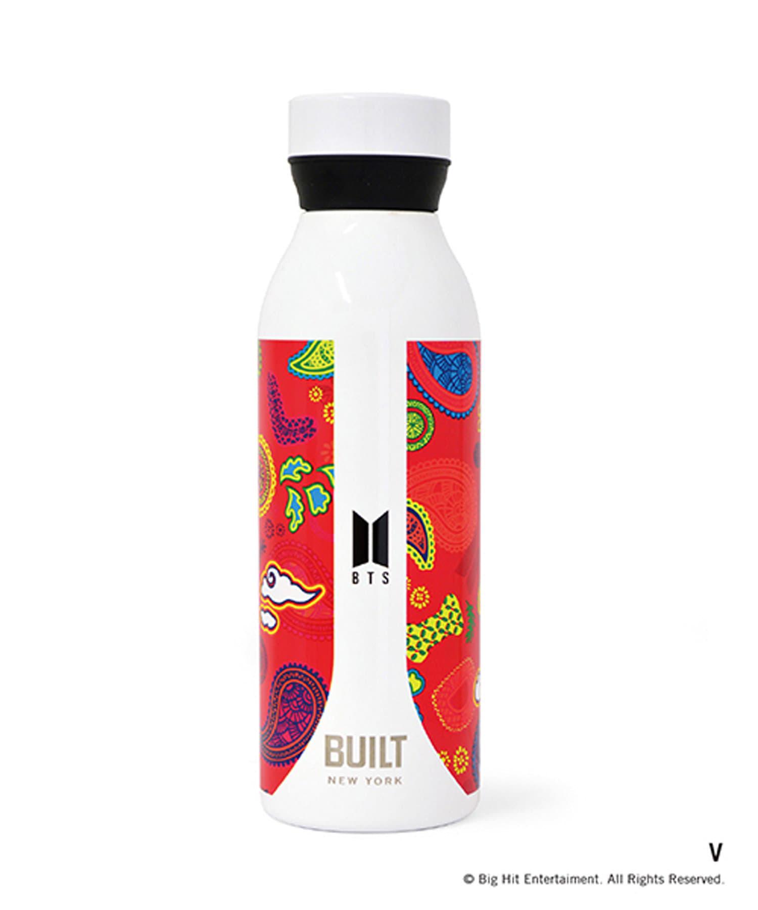 CIAOPANIC TYPY(チャオパニックティピー) ライフスタイル 【BTS×BUILT】 ボトル (V) 532ml【パルクロ限定】 レッド