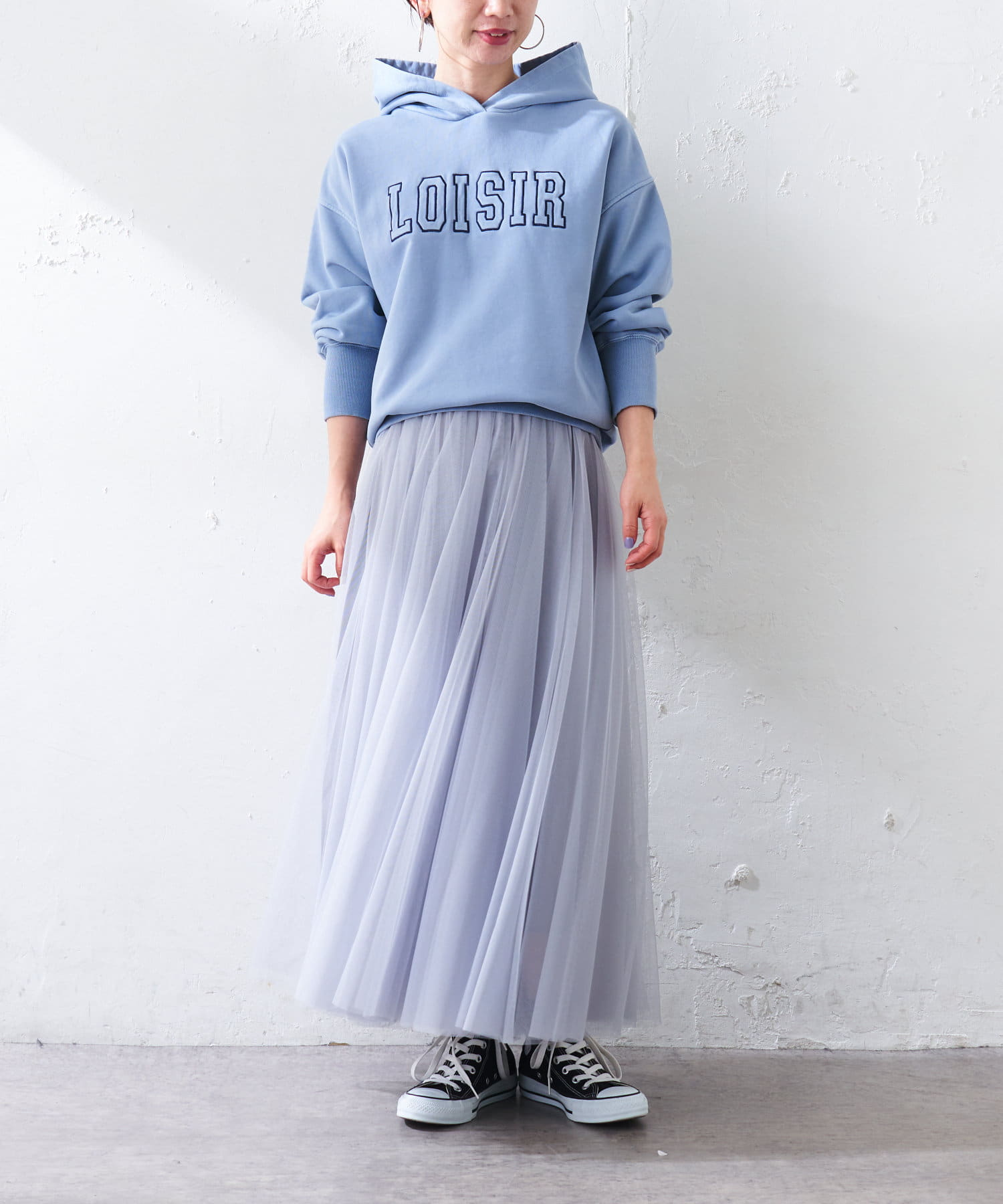 COLLAGE GALLARDAGALANTE(コラージュ ガリャルダガランテ) 【オンラインストア限定】ボリュームチュールスカート