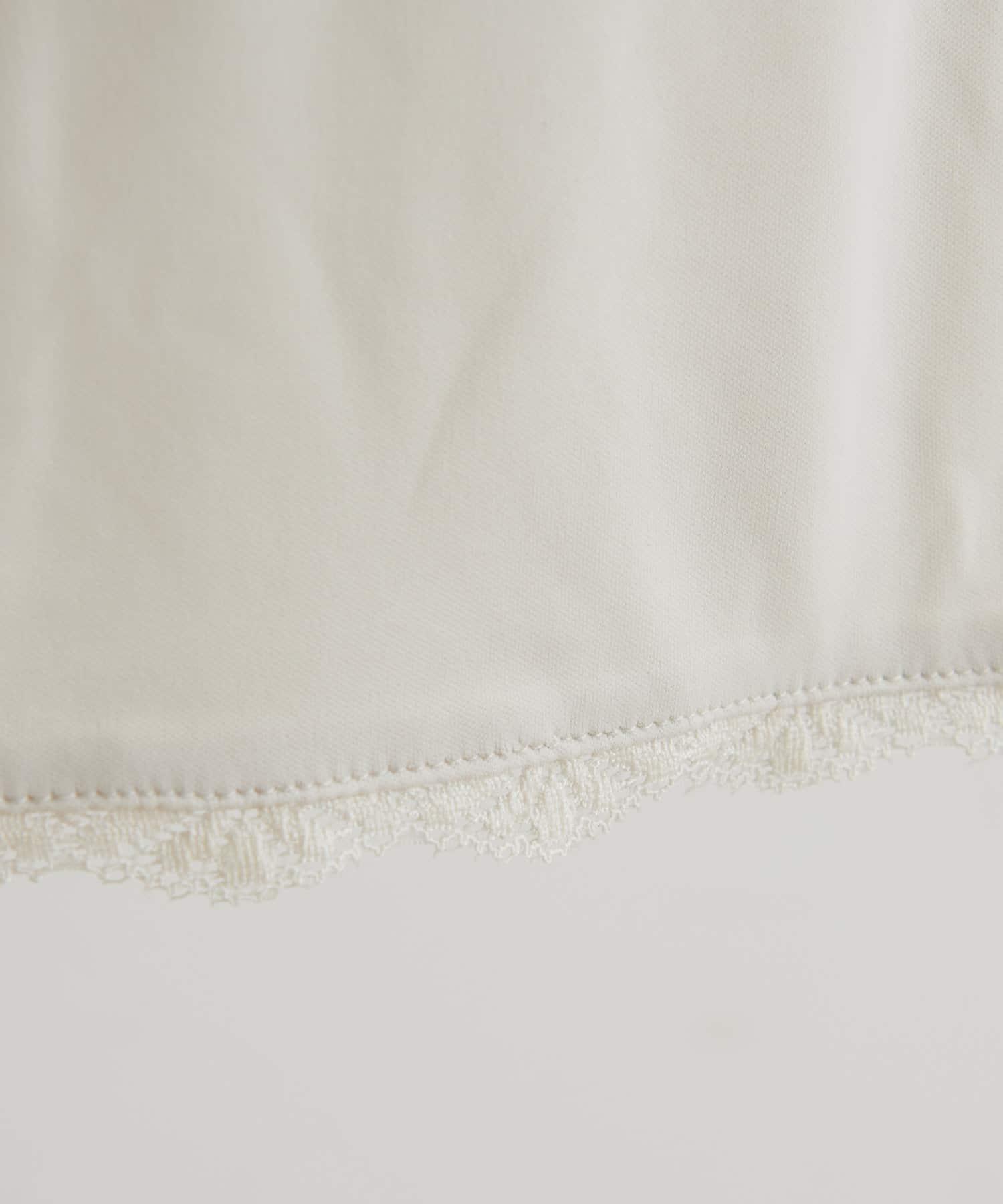 natural couture(ナチュラルクチュール) 巾着付きインナーキュロットパンツ