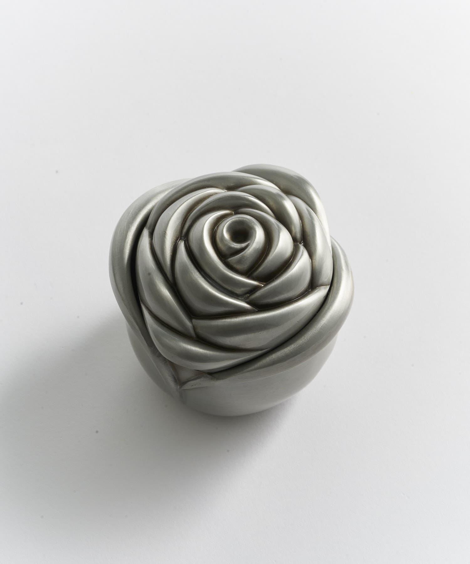 Lattice(ラティス) 【WEB限定】バラ型アンティーク風アクセサリーケース