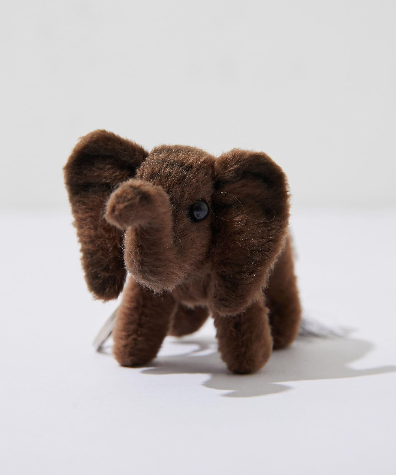 BONbazaar(ボンバザール) ライフスタイル 【HANSA】キーチェーンゾウ ELEPHANT KC カラーなし