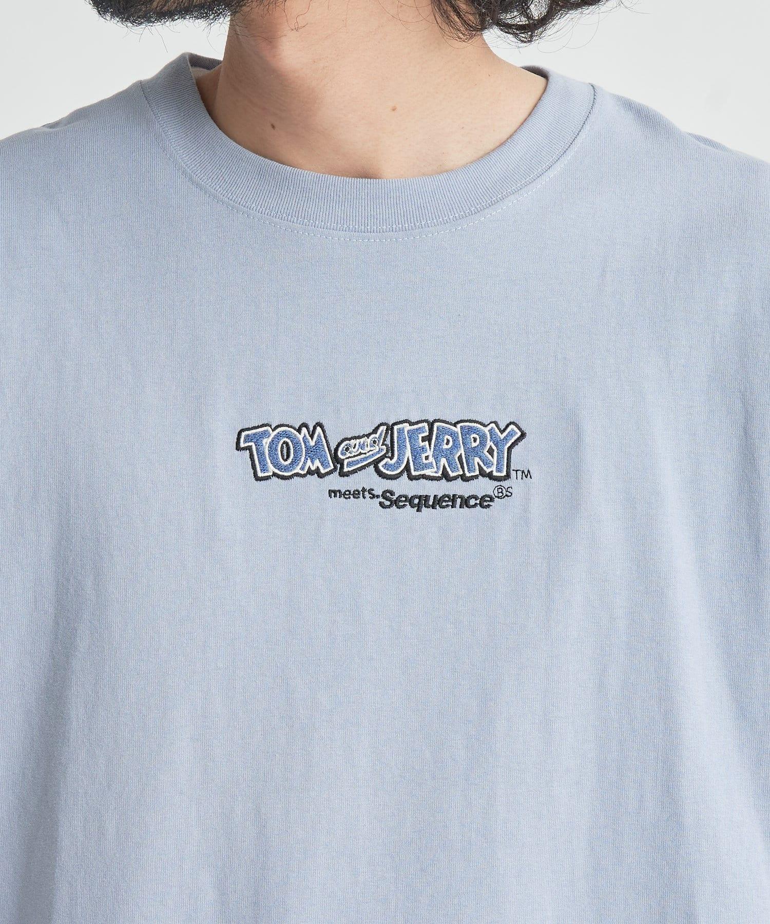 CPCM(シーピーシーエム) 【トムとジェリー】 FUNNY Tシャツ【オンラインストア限定商品】