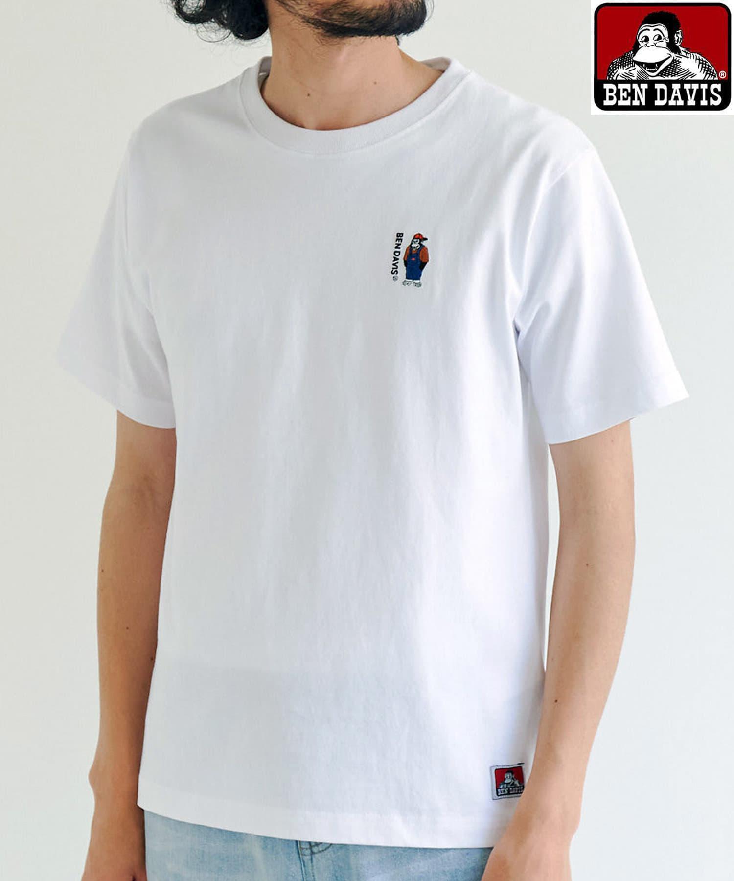 CPCM(シーピーシーエム) 【BEN DAVIS】ミニゴリTシャツ【オンラインストア限定商品】
