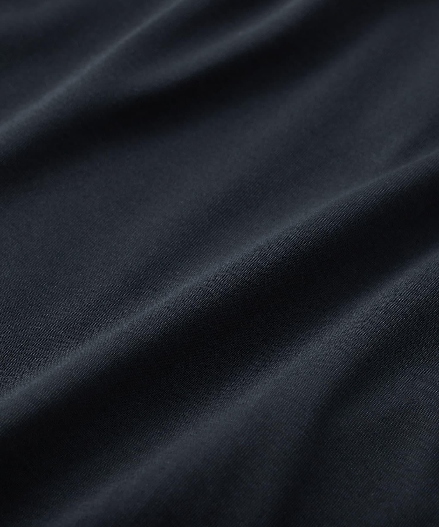 RIVE DROITE(リヴドロワ) 【デコルテの抜け感が小顔効果に】プレーティング天竺Vネックカットソー