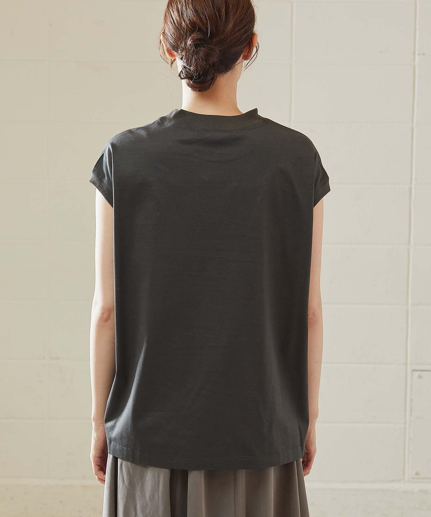 OUVRAGE CLASSE(ウヴラージュクラス) Felicity ロゴTシャツ