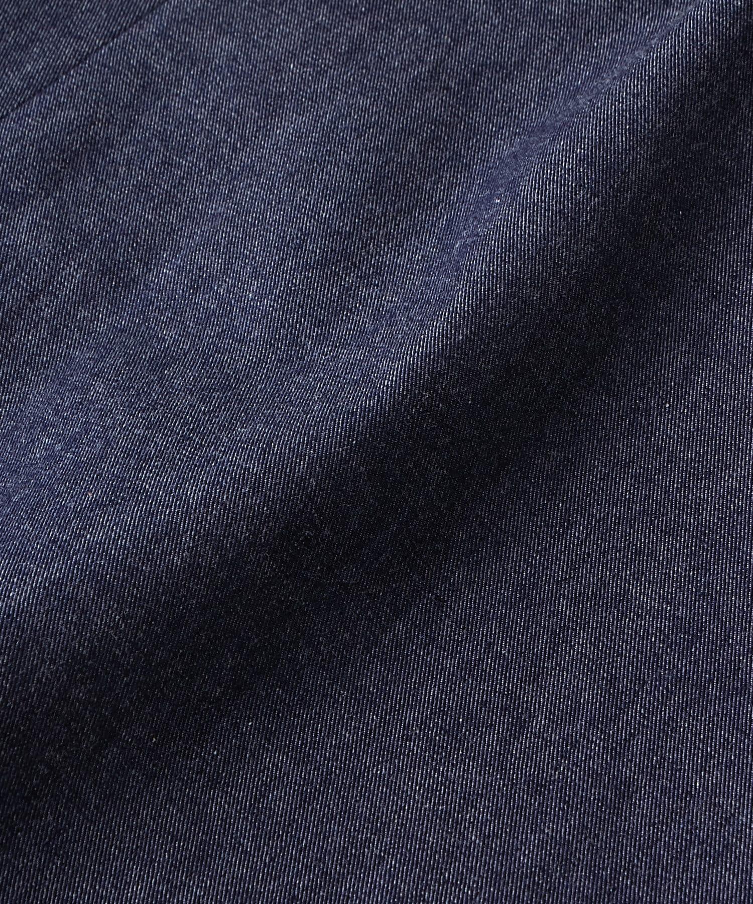 La boutique BonBon(ラブティックボンボン) 【COZスタイル・セットアップ可・洗える】デニムマキシマーメイドスカート