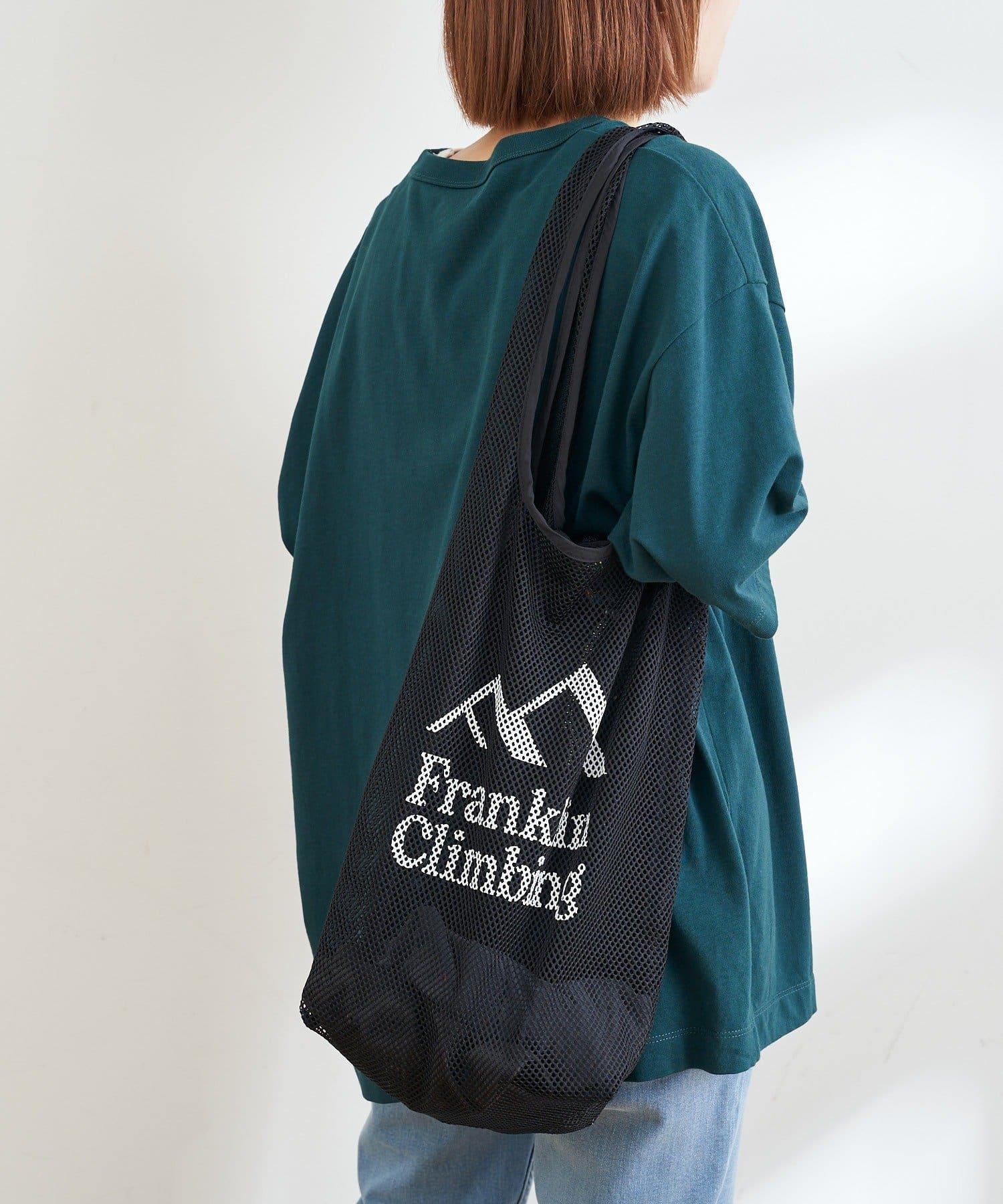 CIAOPANIC TYPY(チャオパニックティピー) 【Franklin Climbing】メッシュBAG