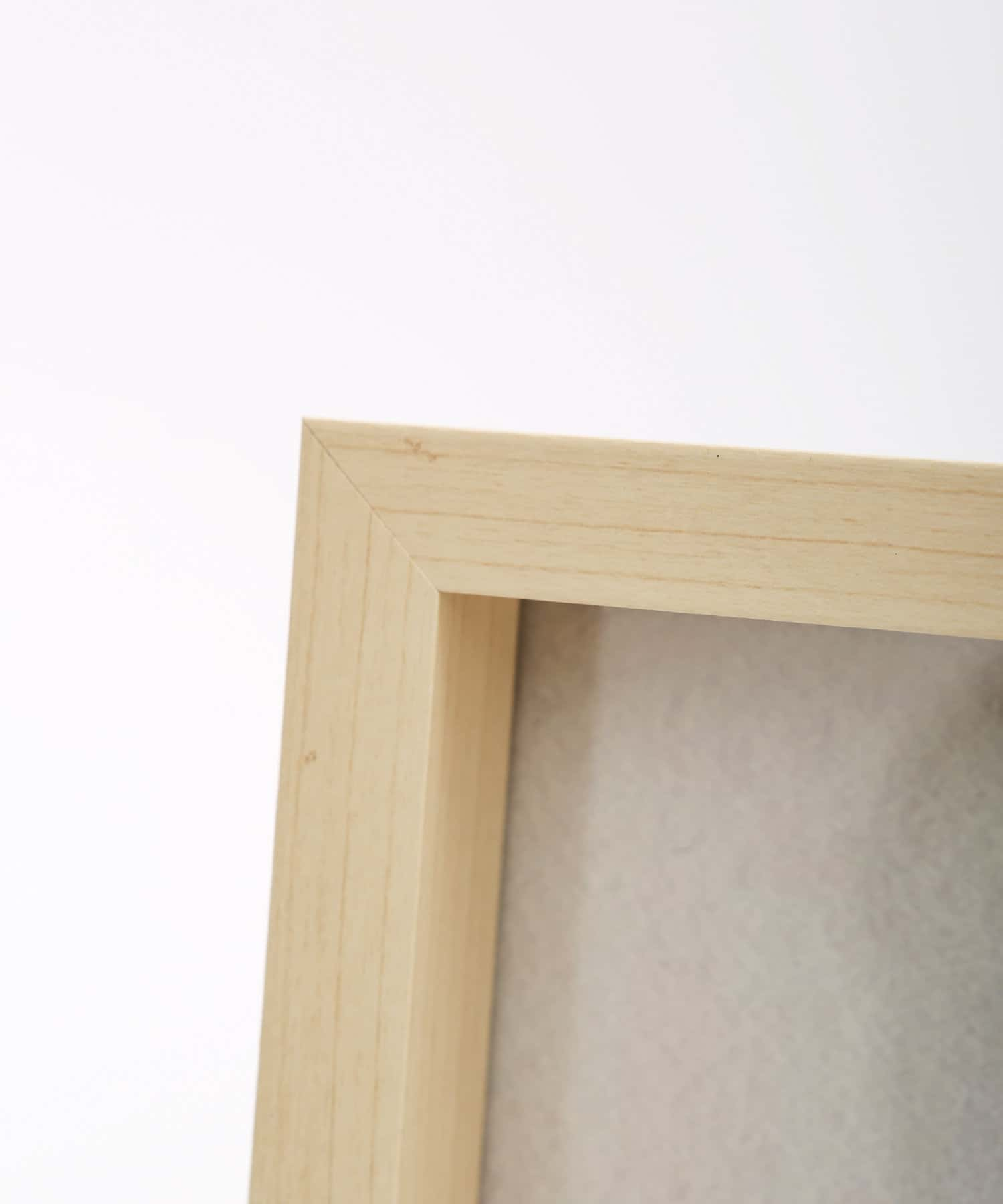 3COINS(スリーコインズ) 【ASOKO】《WEB限定》木製A4サイズフォトフレーム