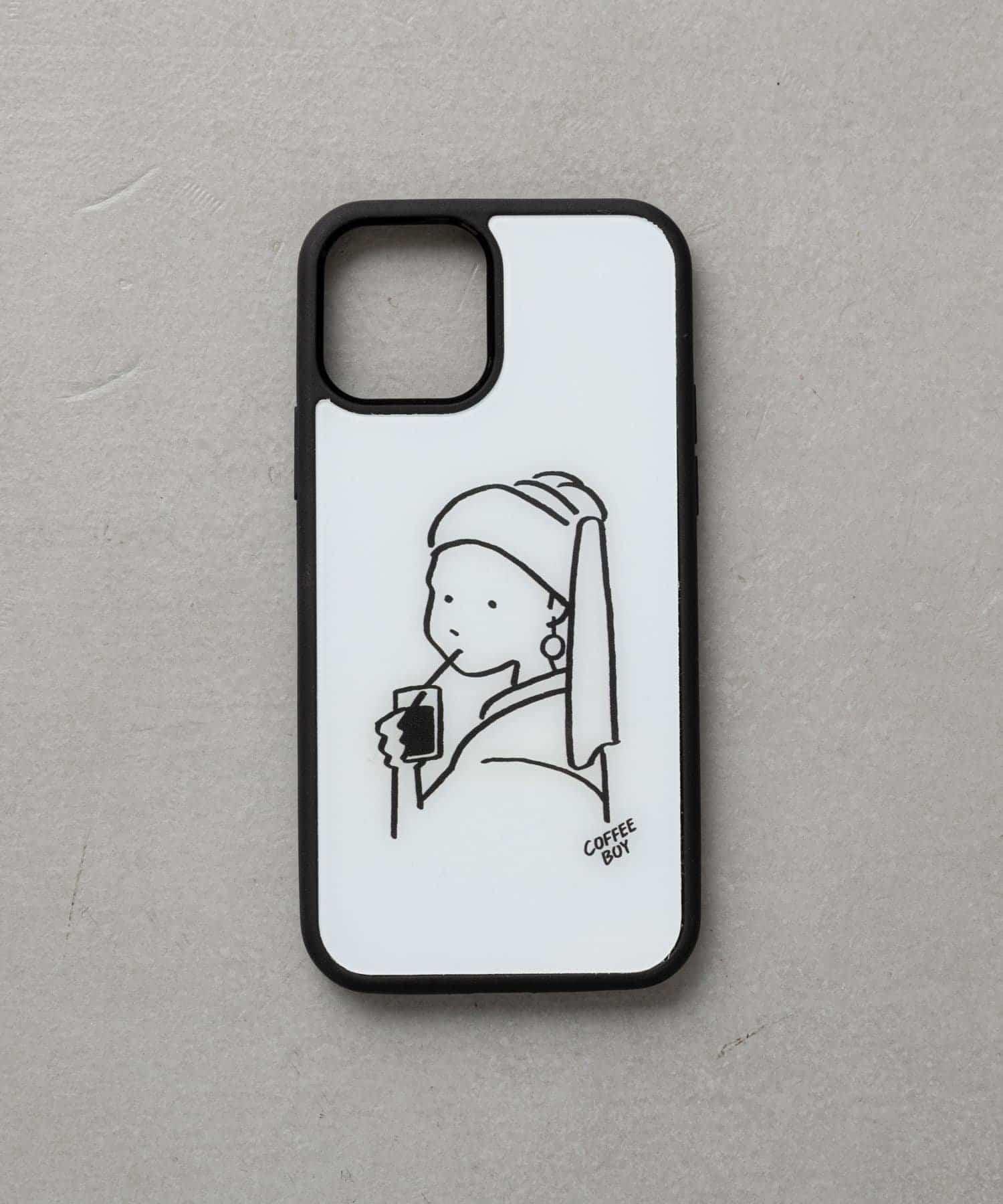 BIRTHDAY BAR(バースデイバー) レディース 【受注予約】COFFEE BOY iPhoneケース その他3